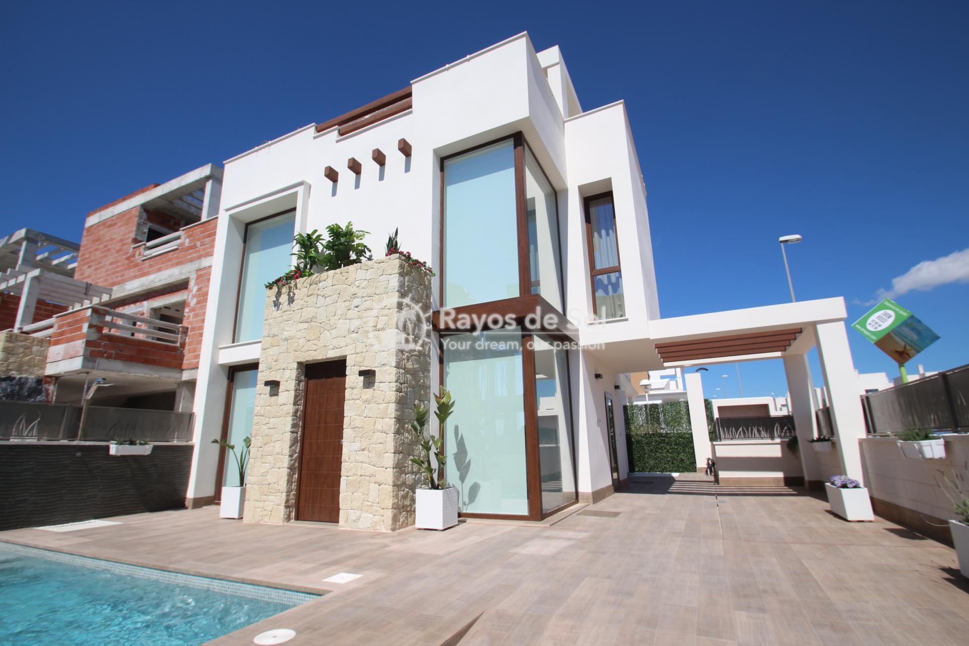 Villa  in Playa Honda, La Manga del Mar Menor, Costa Cálida (PHAMVDMLA) - 1