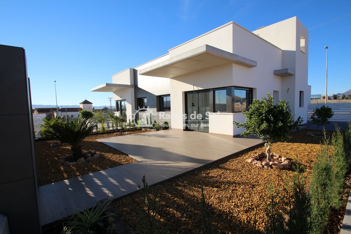 Semi-detached villa  in Lorca, Costa Cálida (LOAMHSJL) - 1