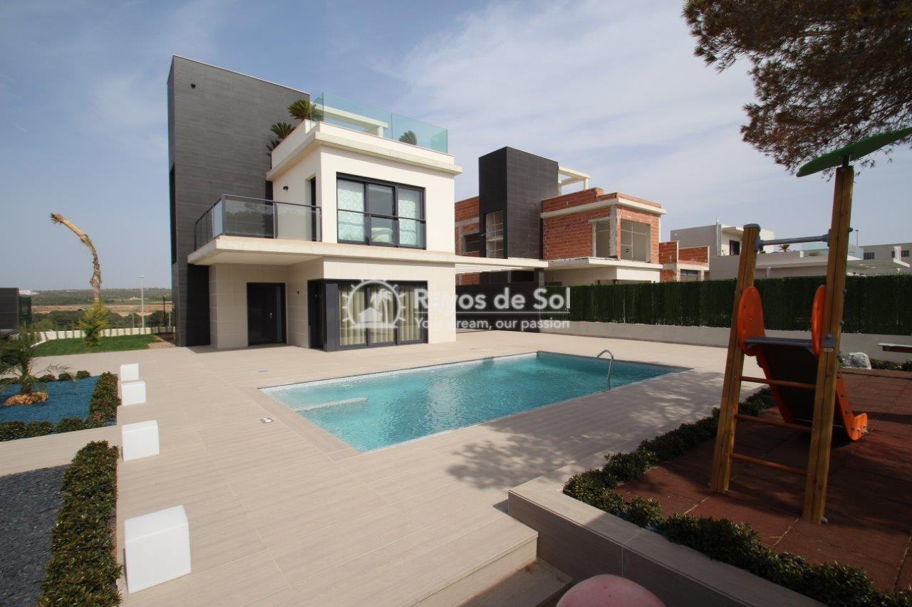 Villa  in San Miguel de las Salinas, Costa Blanca (SMAMBES) - 1