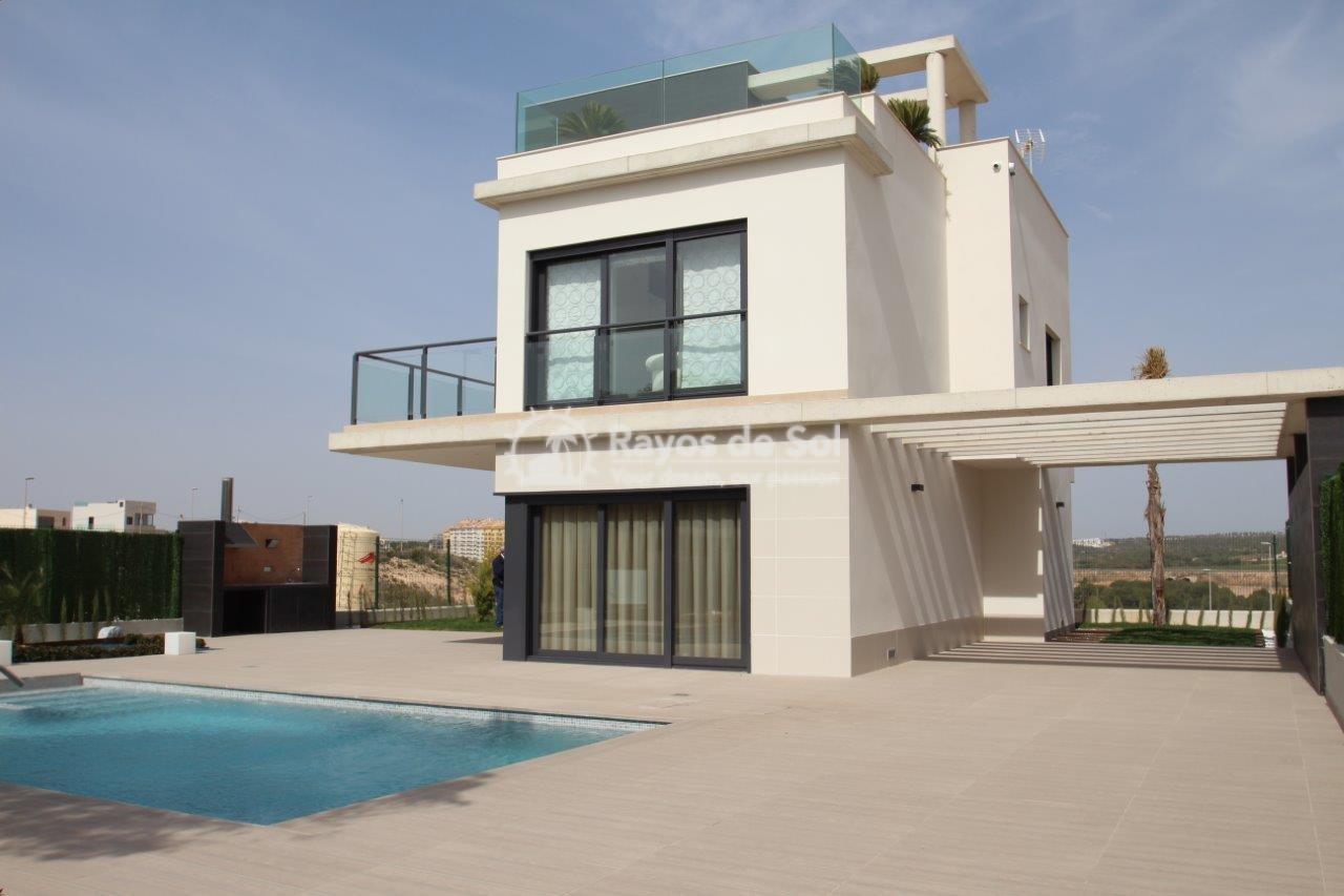 Villa  in San Miguel de las Salinas, Costa Blanca (SMAMBES) - 2
