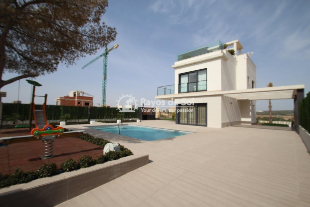 Villa  in San Miguel de las Salinas, Costa Blanca (SMAMBES) - 3
