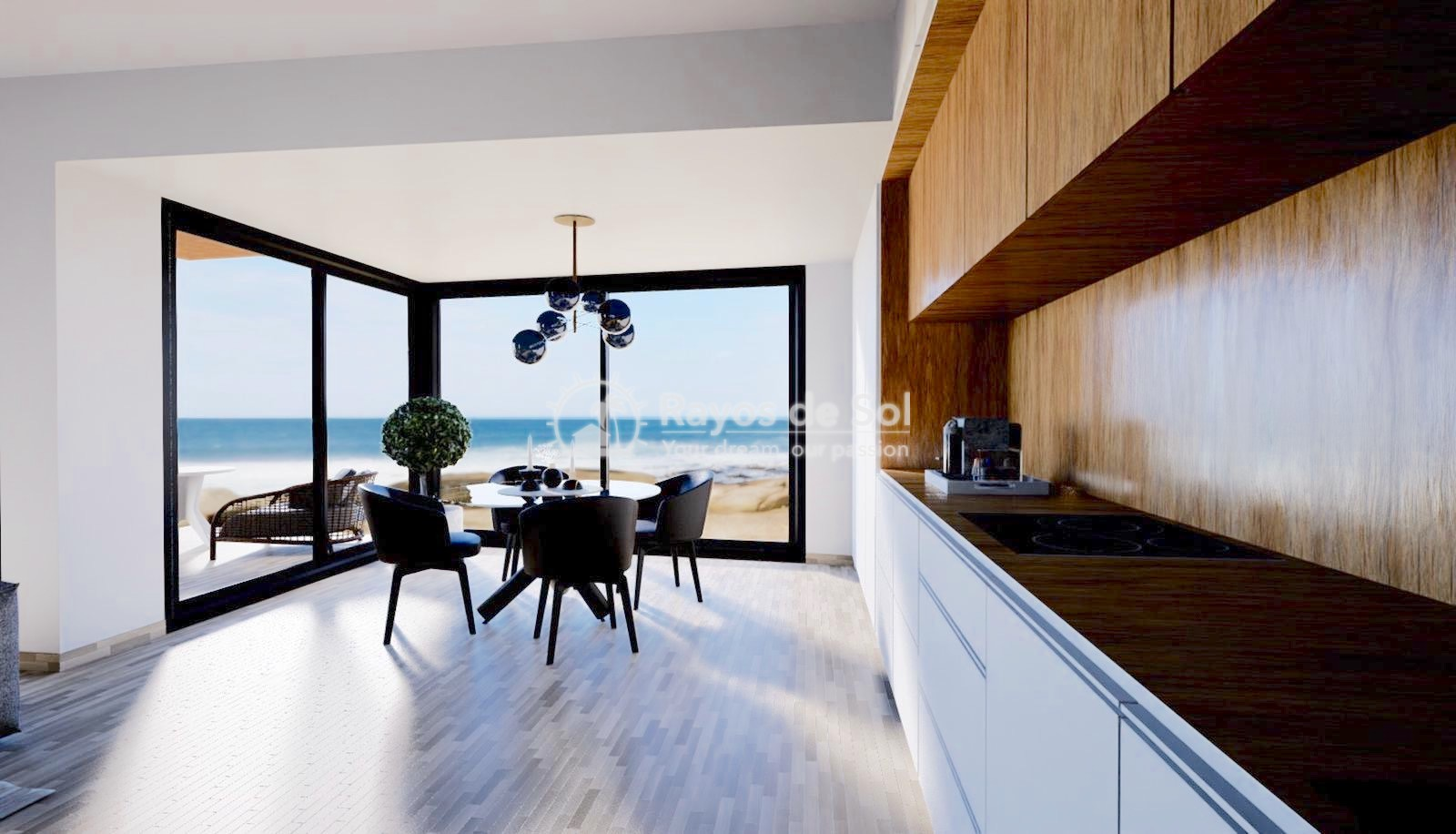 First line apartments  in La Mata, Costa Blanca (LMIMEM2-2) - 3