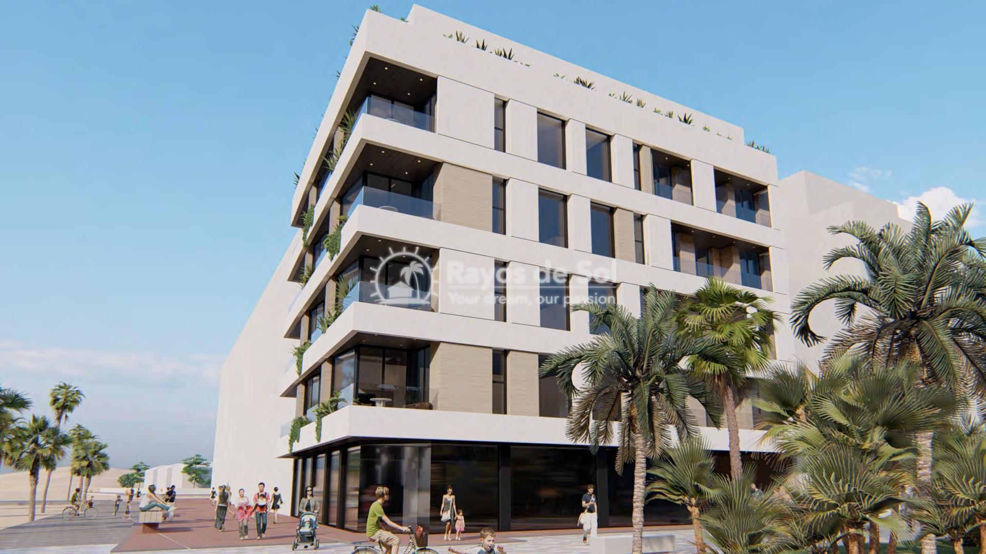 First line apartments  in La Mata, Costa Blanca (LMIMEM2-2) - 12