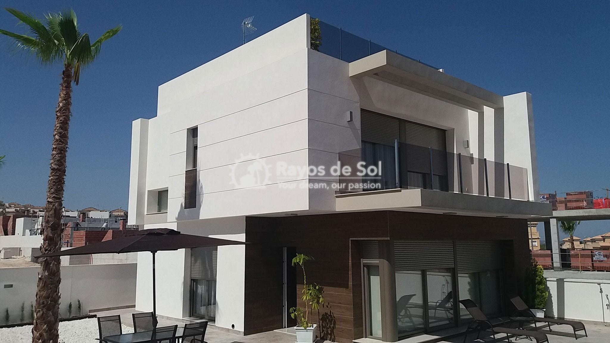 Villa  in Orihuela Costa, Costa Blanca (OCLHMIV3-3) - 1