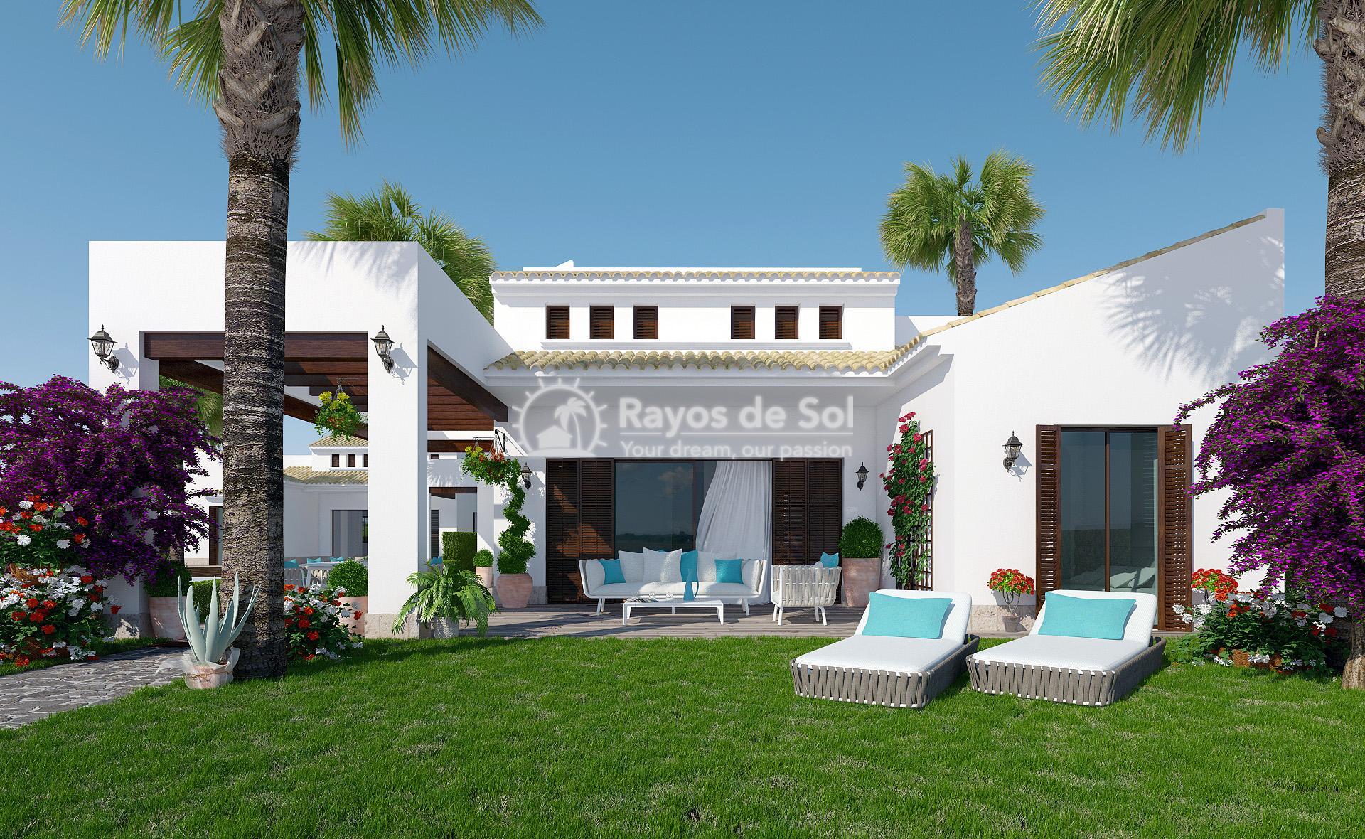 Vrijstaande Villa Op La Finca Golf Resort In Algorfa