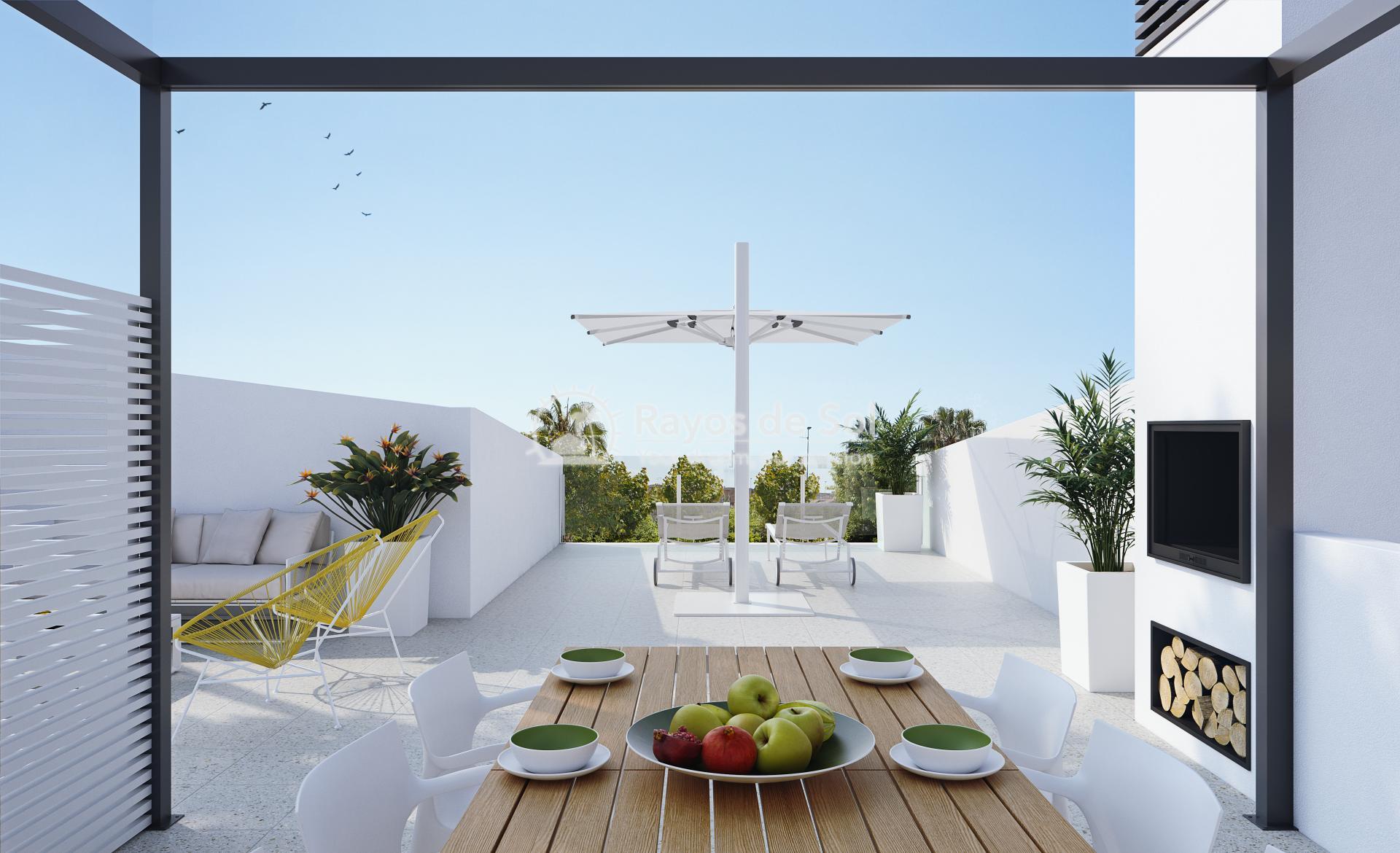 Modern single-storey design villas  in Los Alcazares, Costa Cálida (LAUCLV3-2) - 10