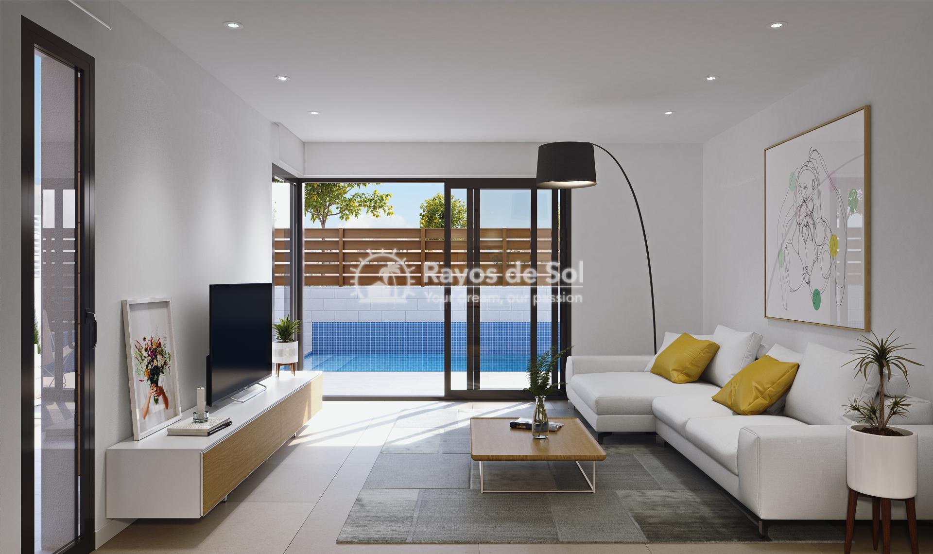 Modern single-storey design villas  in Los Alcazares, Costa Cálida (LAUCLV3-2) - 3