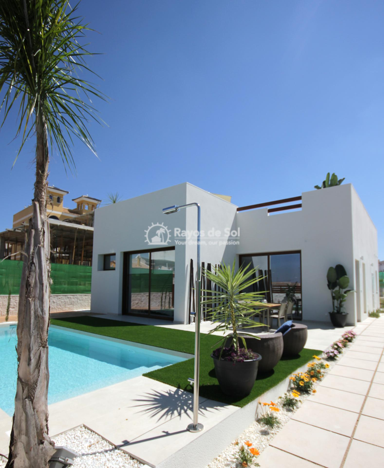 Single-storey detached villas  in Benijofar, Costa Blanca (Veleta) - 1