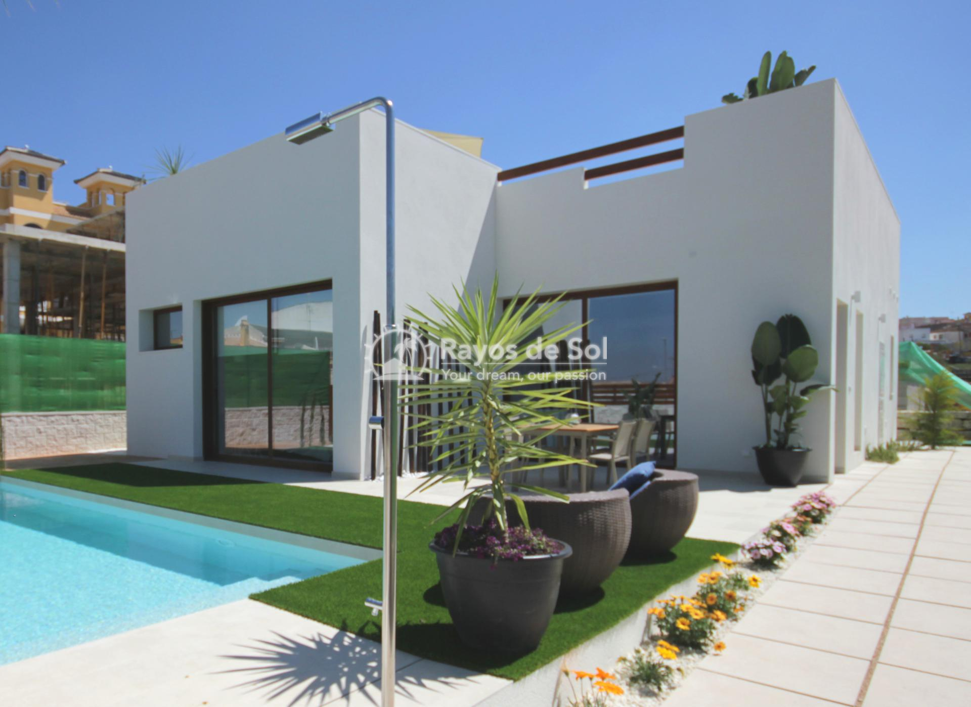 Single-storey detached villas  in Benijofar, Costa Blanca (Veleta) - 2