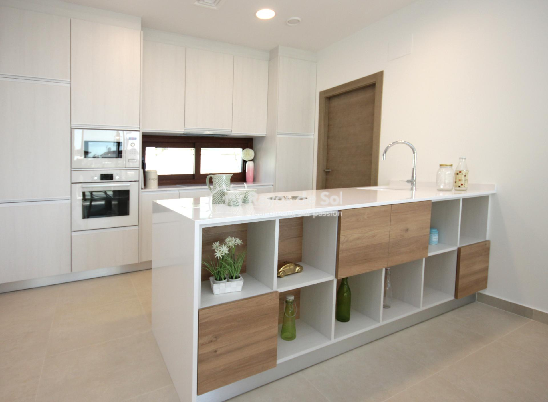 Single-storey detached villas  in Benijofar, Costa Blanca (BEMEVE3-2) - 11