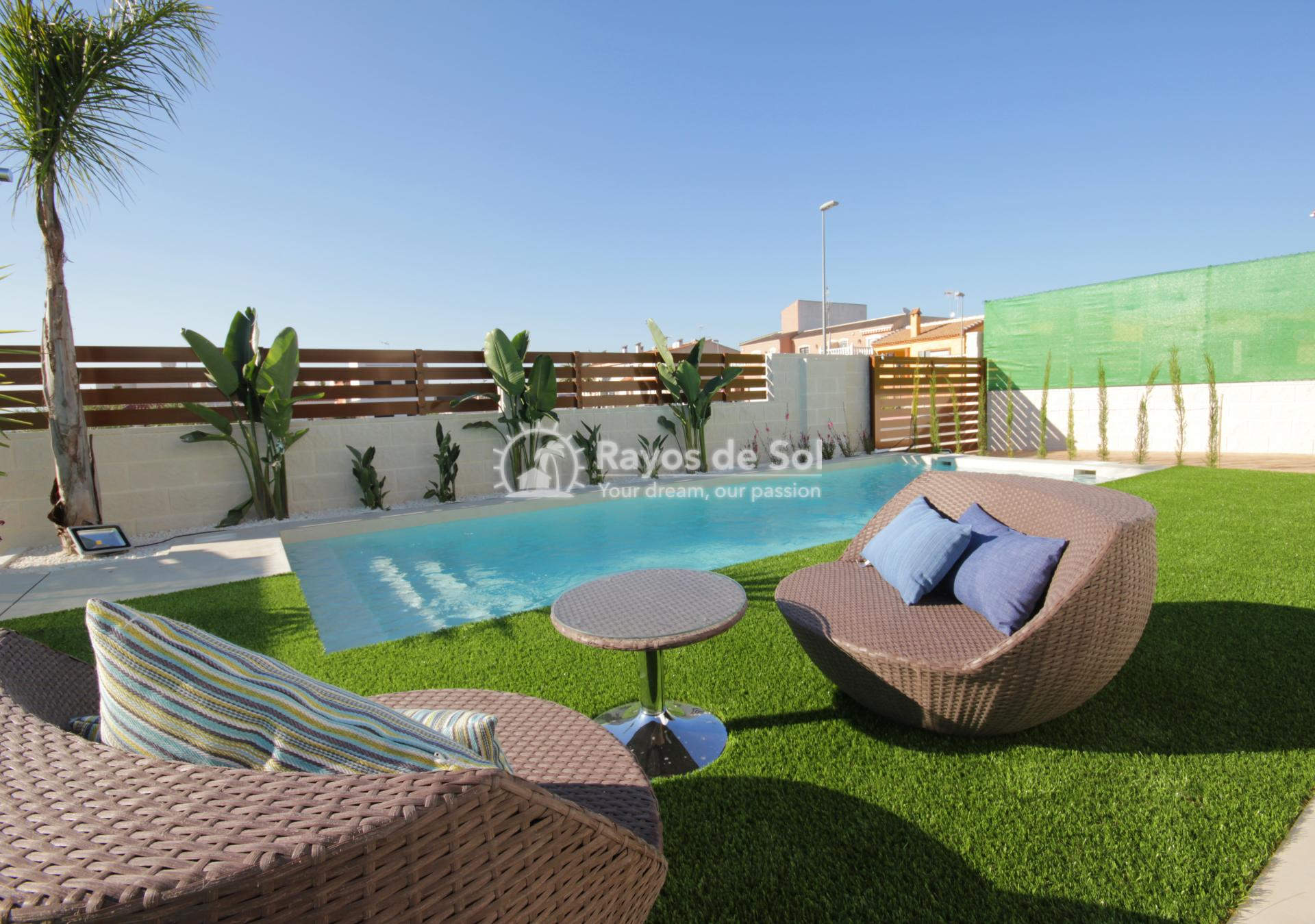 Single-storey detached villas  in Benijofar, Costa Blanca (Veleta) - 5