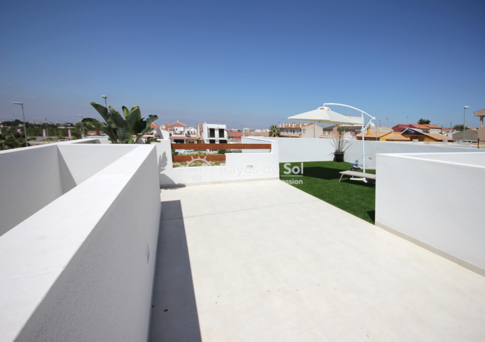 Single-storey detached villas  in Benijofar, Costa Blanca (Veleta) - 21