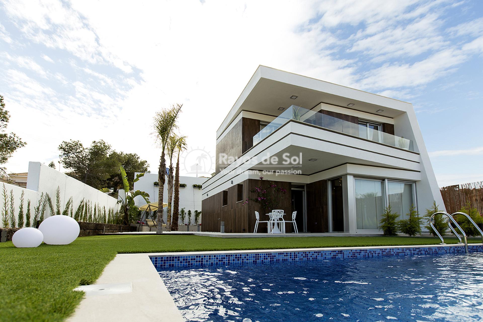 Modern Villa  in Villamartin, Costa Blanca (VISUAUIV3-4) - 1