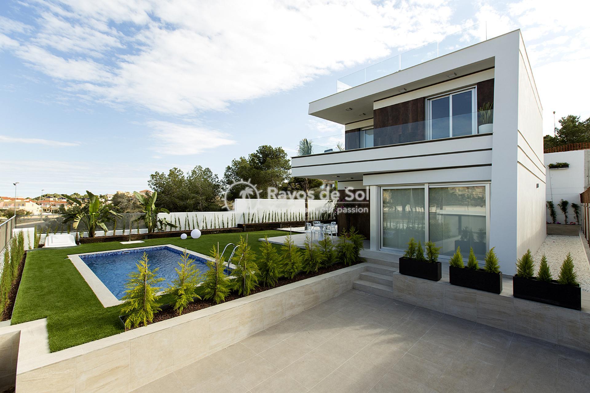 Modern Villa  in Villamartin, Costa Blanca (VISUAUIV3-4) - 15