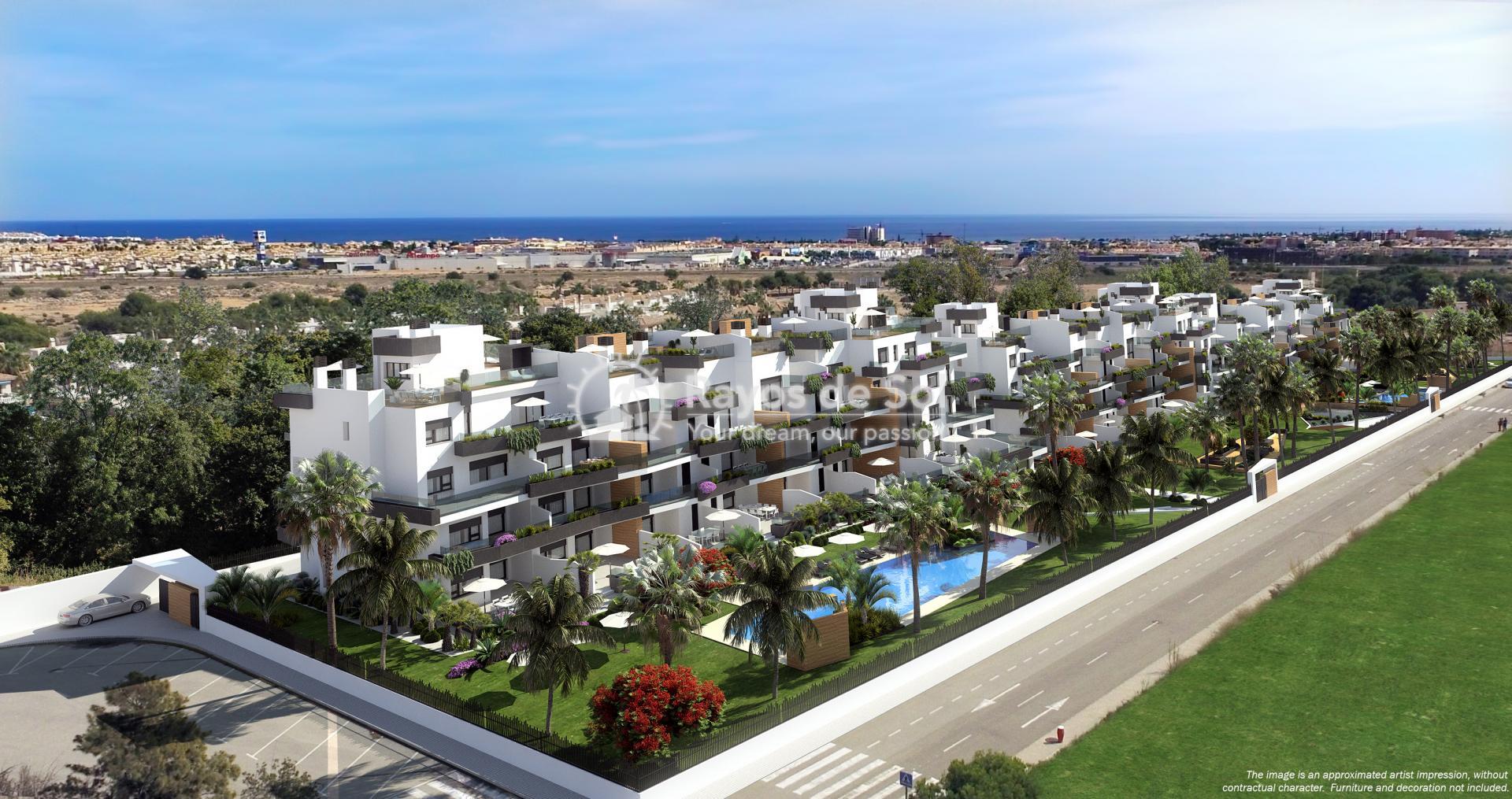 Beautiful penthouse  in Villamartin, Costa Blanca (VITRMU3-2P) - 2