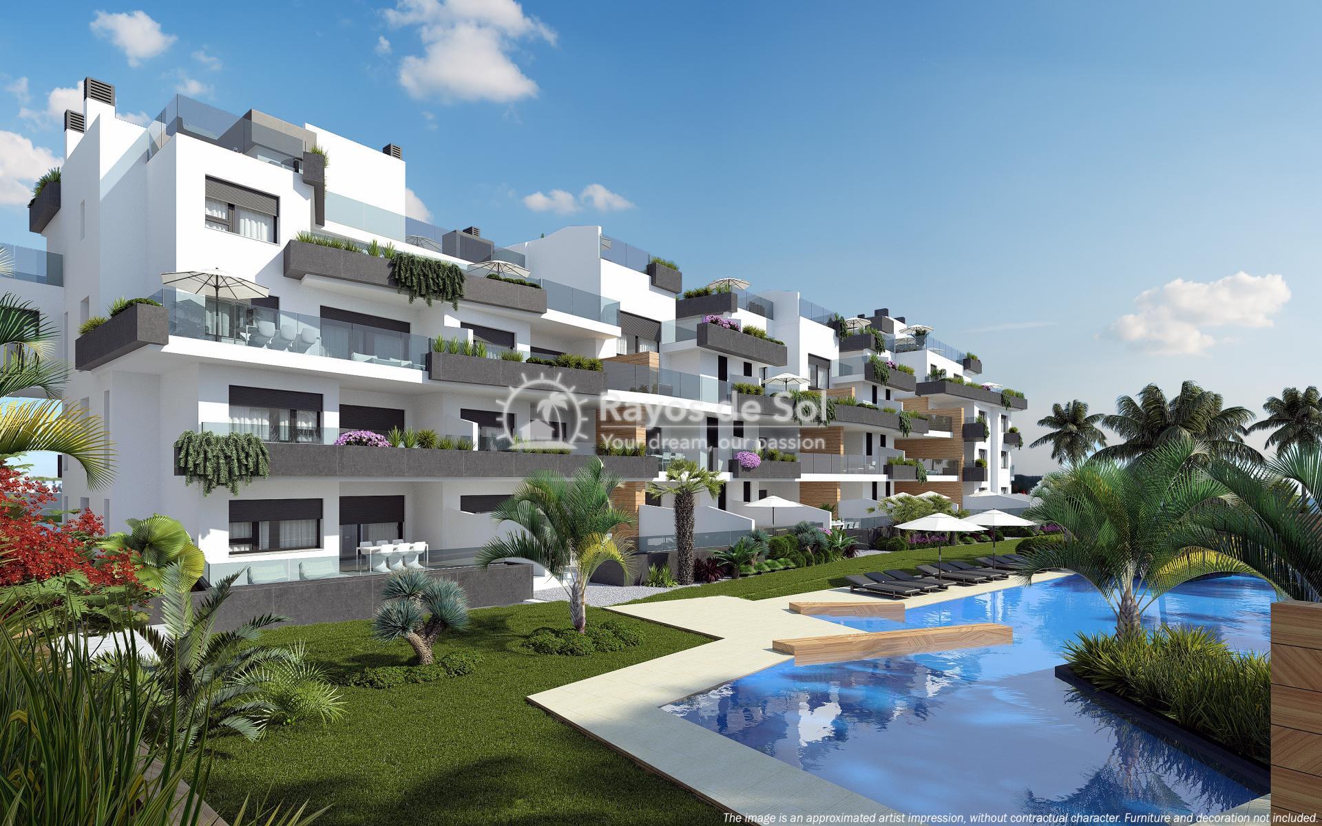 Beautiful penthouse  in Villamartin, Costa Blanca (VITRMU3-2P) - 3