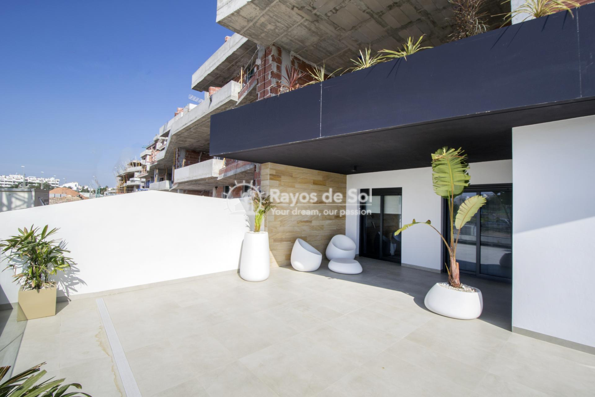 Apartment  in La Zenia, Orihuela Costa, Costa Blanca (VITRMU2-2) - 9