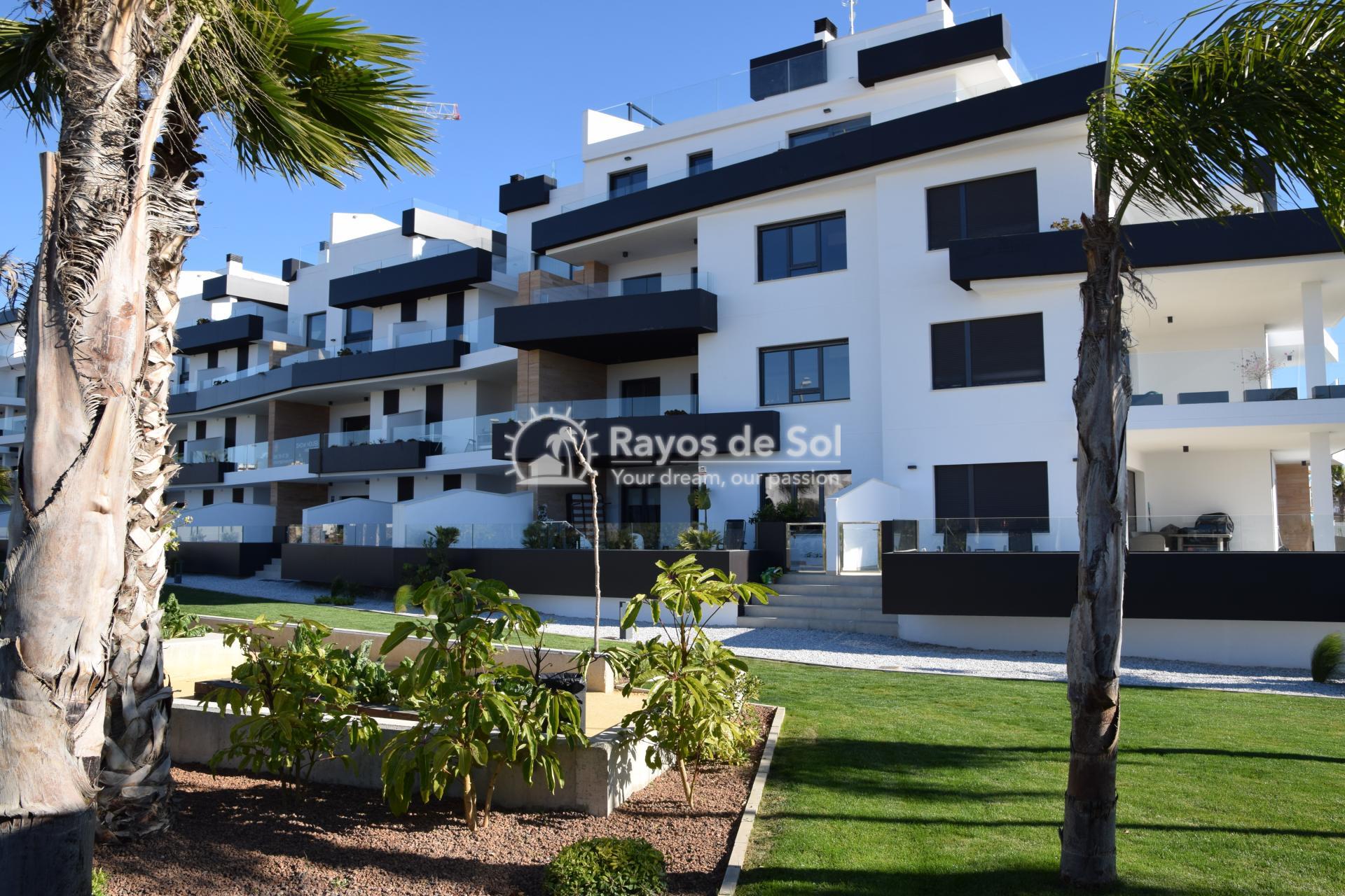 Apartment  in La Zenia, Orihuela Costa, Costa Blanca (VITRMU2-2) - 1