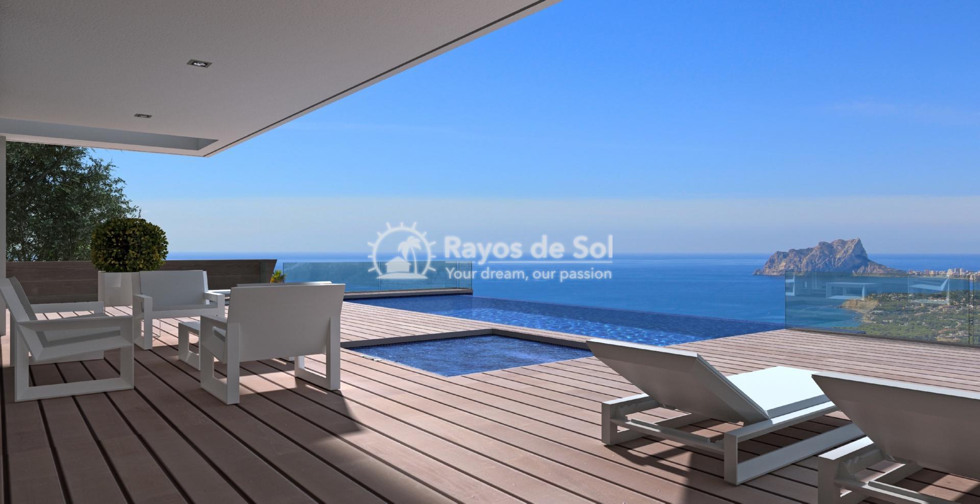 Villa in Cumbre del Sol, Benitachell, Costa Blanca (BEVAJABE) - 4