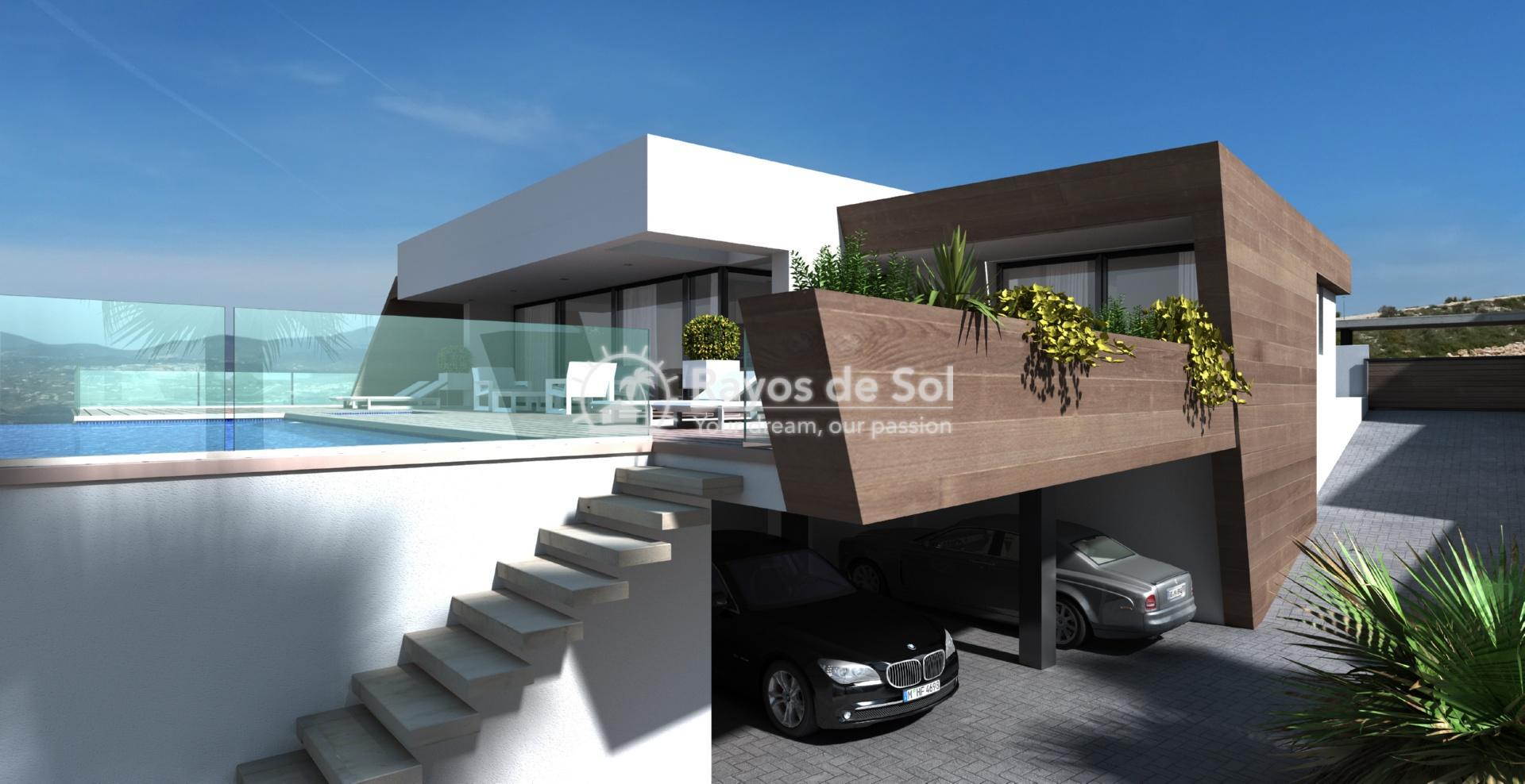 Villa in Cumbre del Sol, Benitachell, Costa Blanca (BEVAJABE) - 2