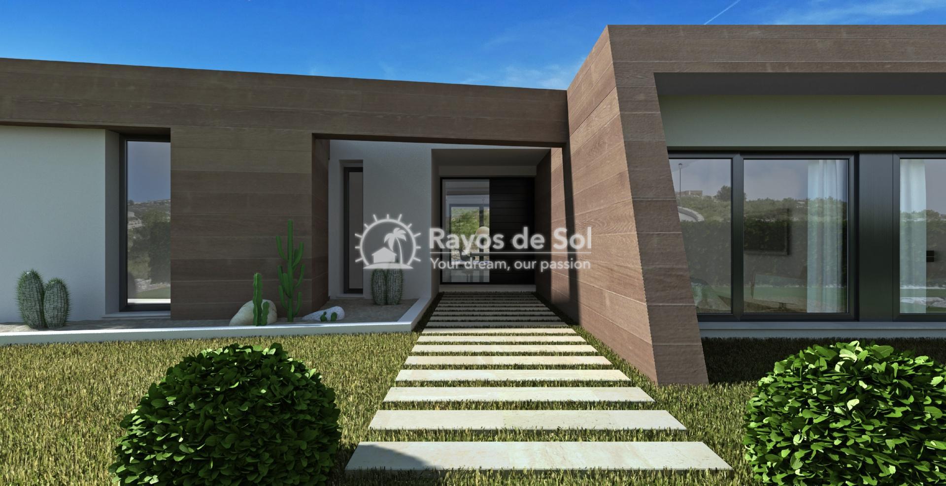 Villa in Cumbre del Sol, Benitachell, Costa Blanca (BEVAJABE) - 5