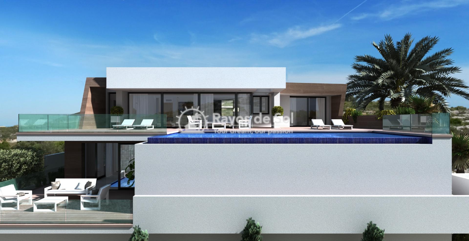 Villa in Cumbre del Sol, Benitachell, Costa Blanca (BEVAJABE) - 3