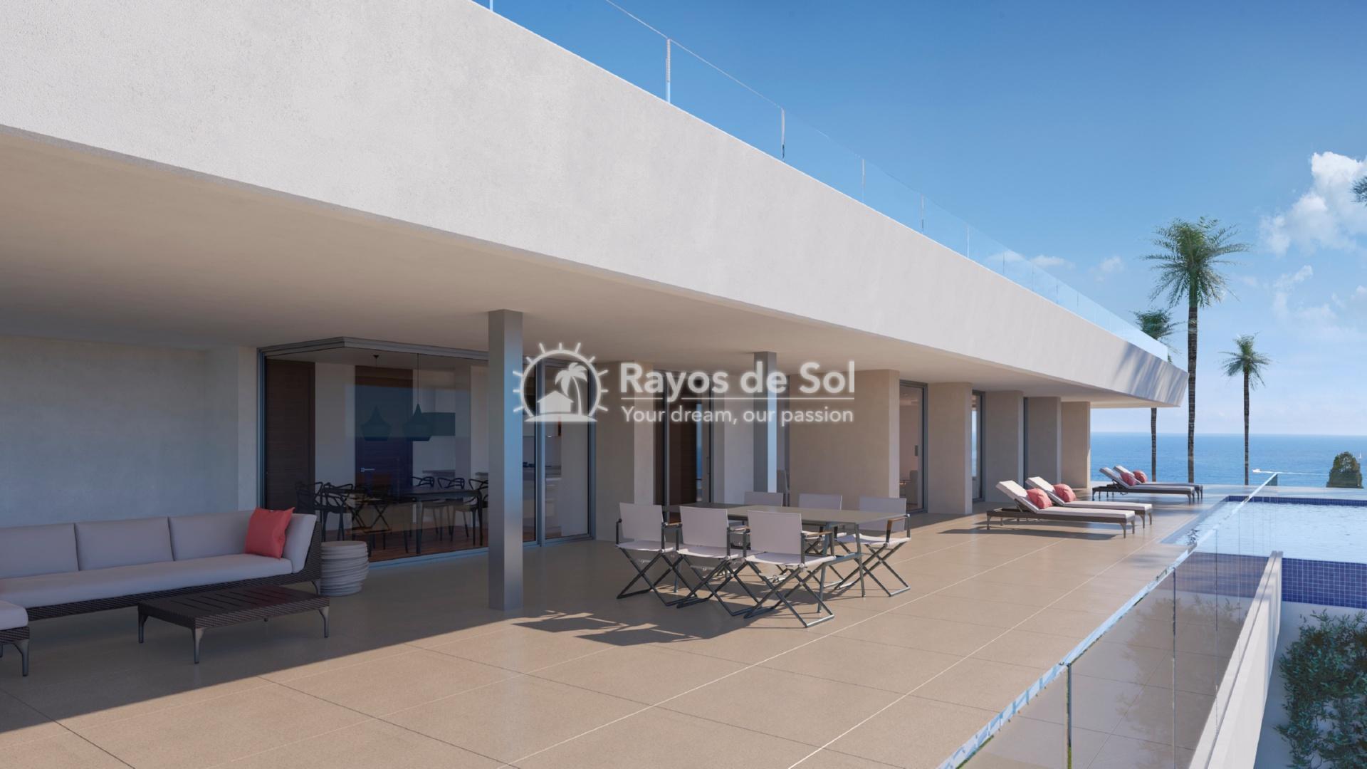 Villa in Cumbre del Sol, Benitachell, Costa Blanca (BEVAJACA) - 4