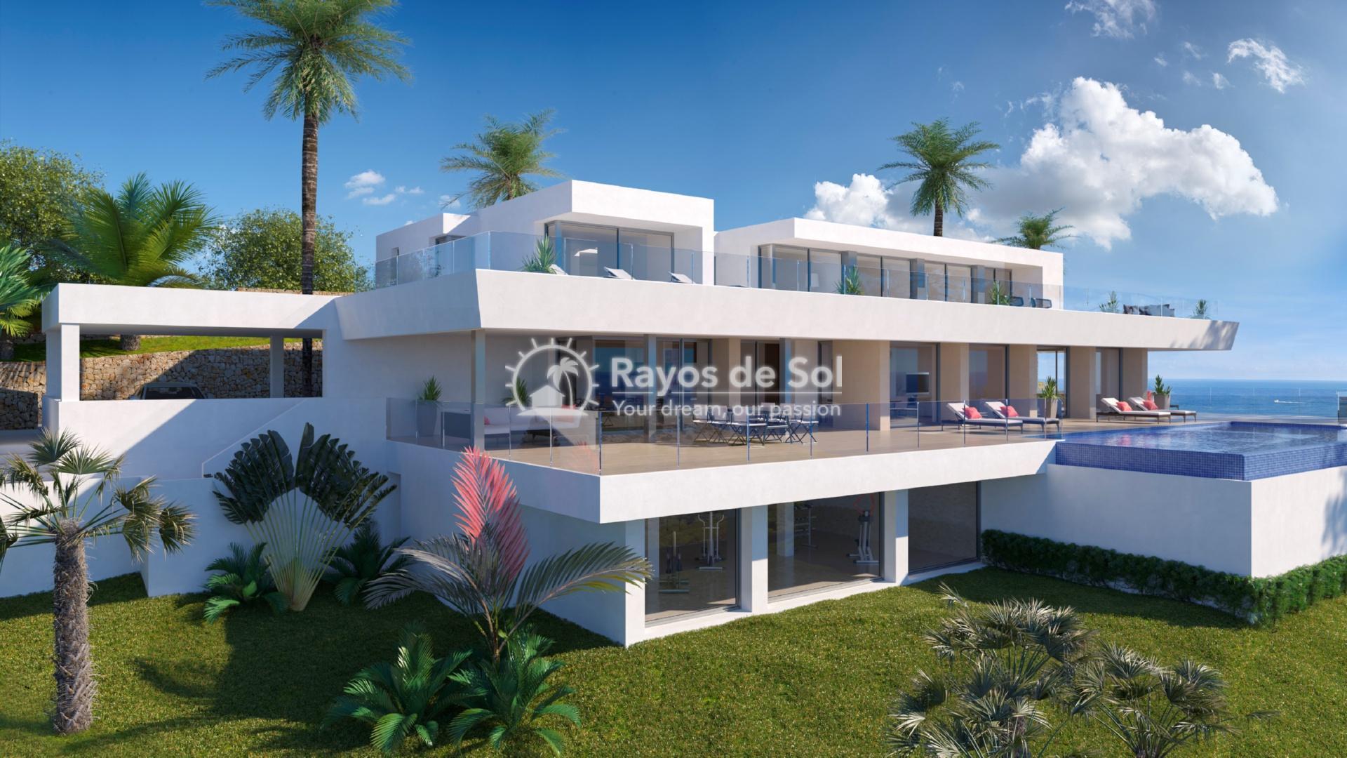 Villa in Cumbre del Sol, Benitachell, Costa Blanca (BEVAJACA) - 2
