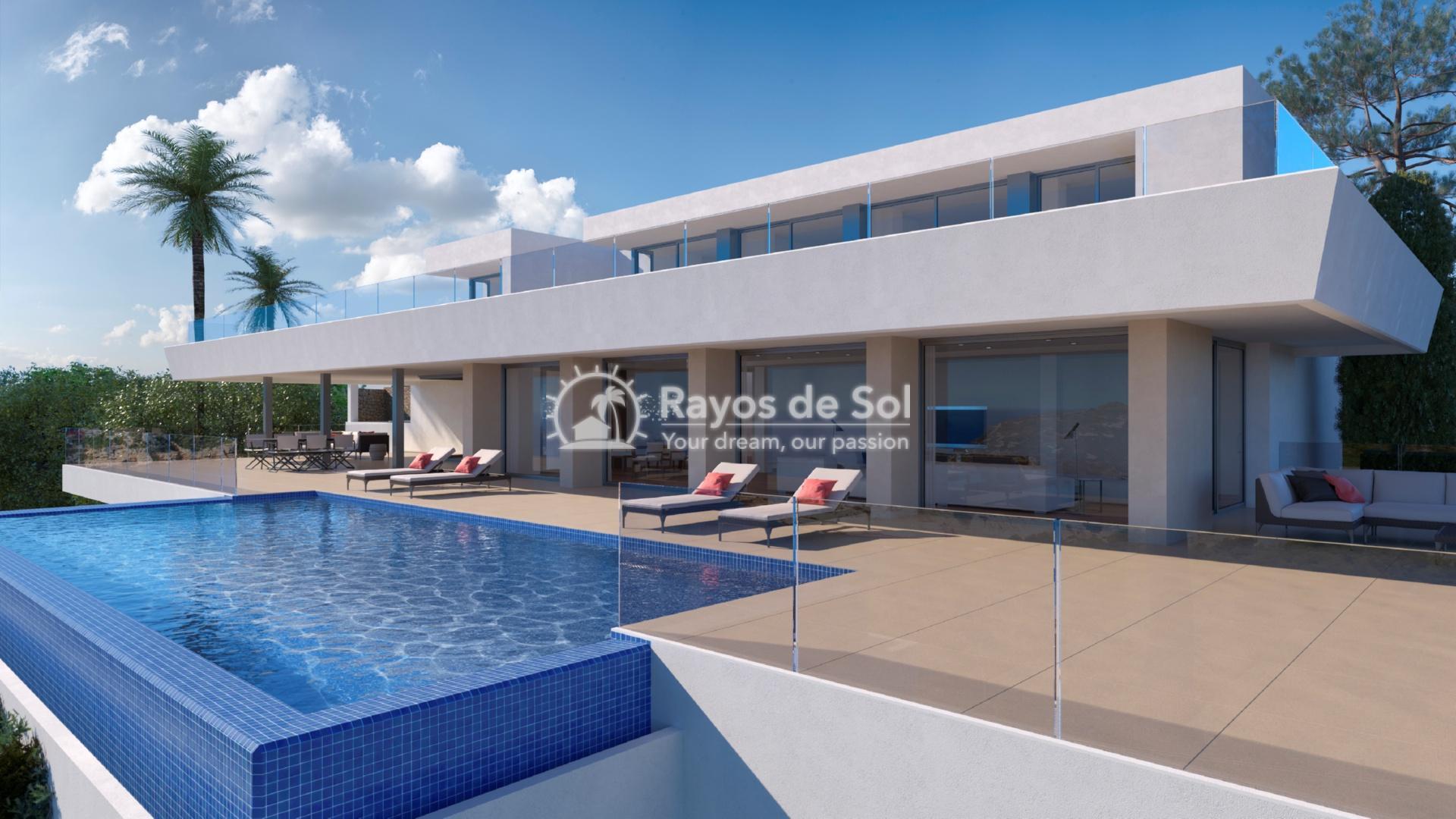 Villa in Cumbre del Sol, Benitachell, Costa Blanca (BEVAJACA) - 3