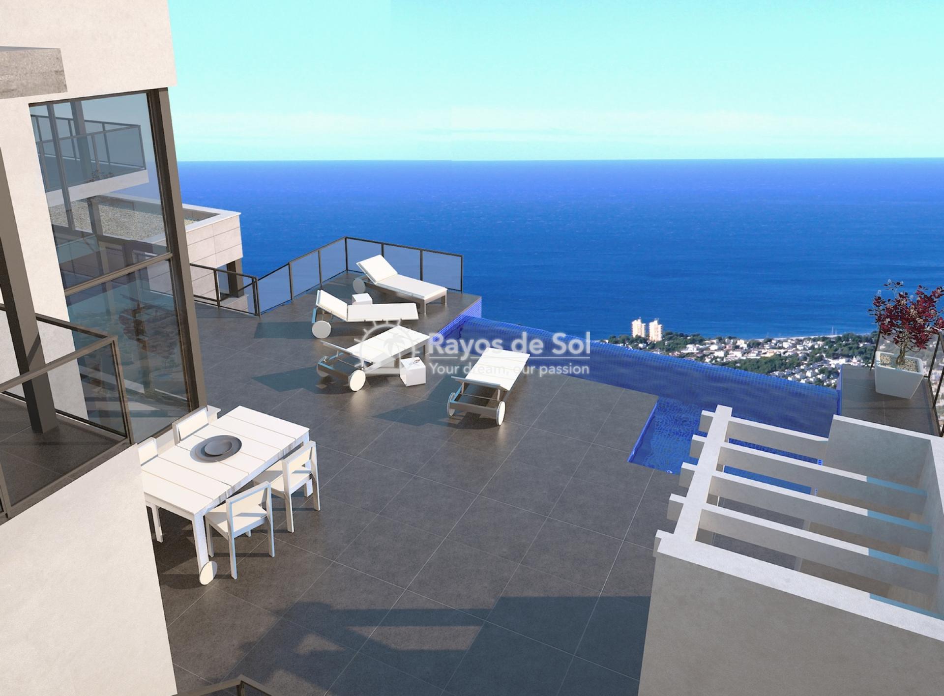 Villa in Cumbre del Sol, Benitachell, Costa Blanca (BEVAJACDO) - 4