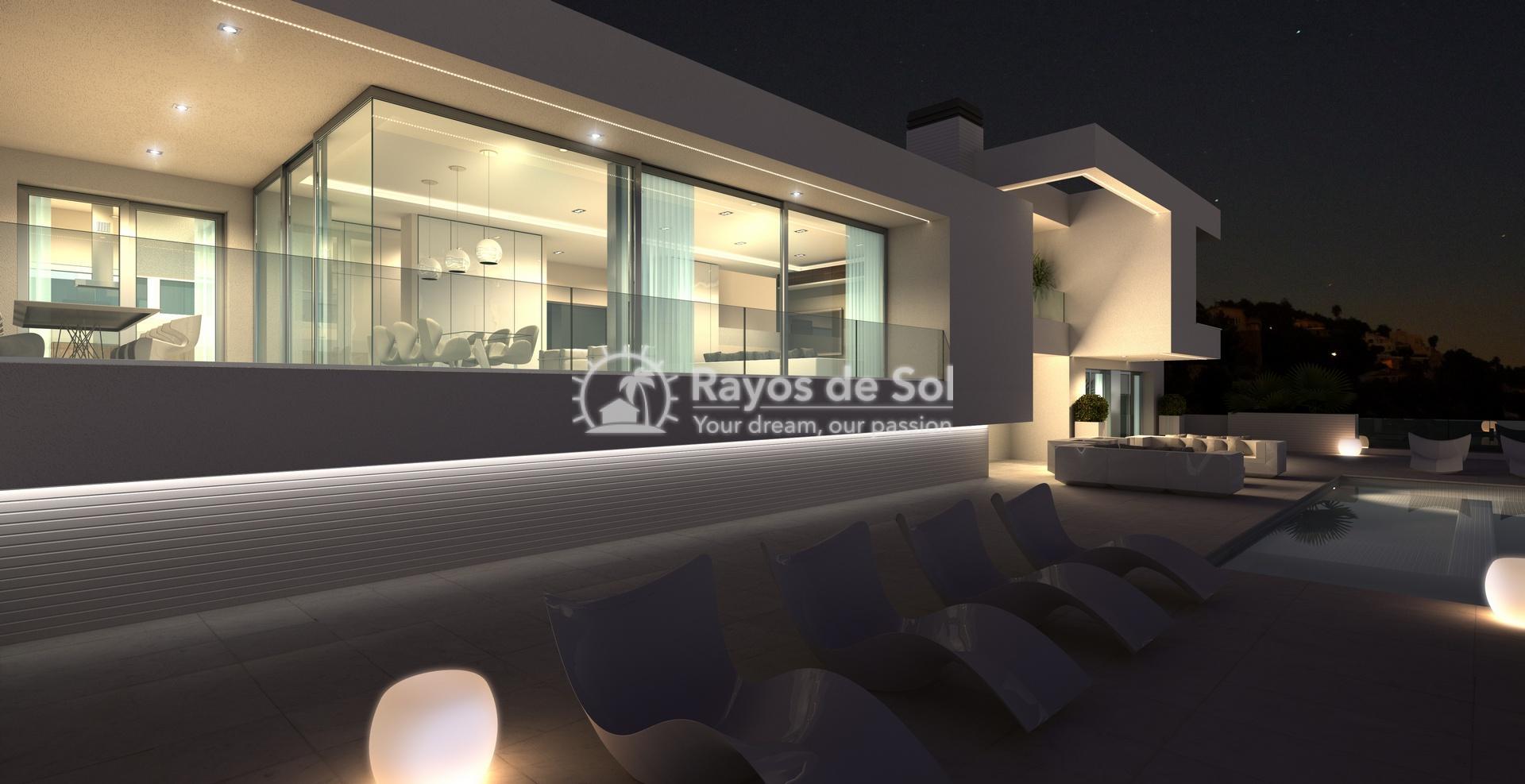 Villa in Cumbre del Sol, Benitachell, Costa Blanca (BEVALIIB) - 8