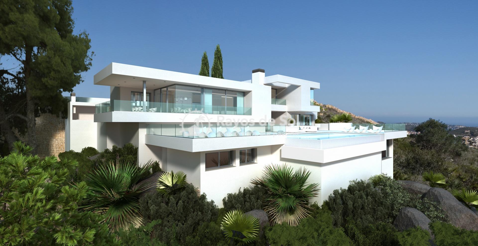 Villa in Cumbre del Sol, Benitachell, Costa Blanca (BEVALIIB) - 2