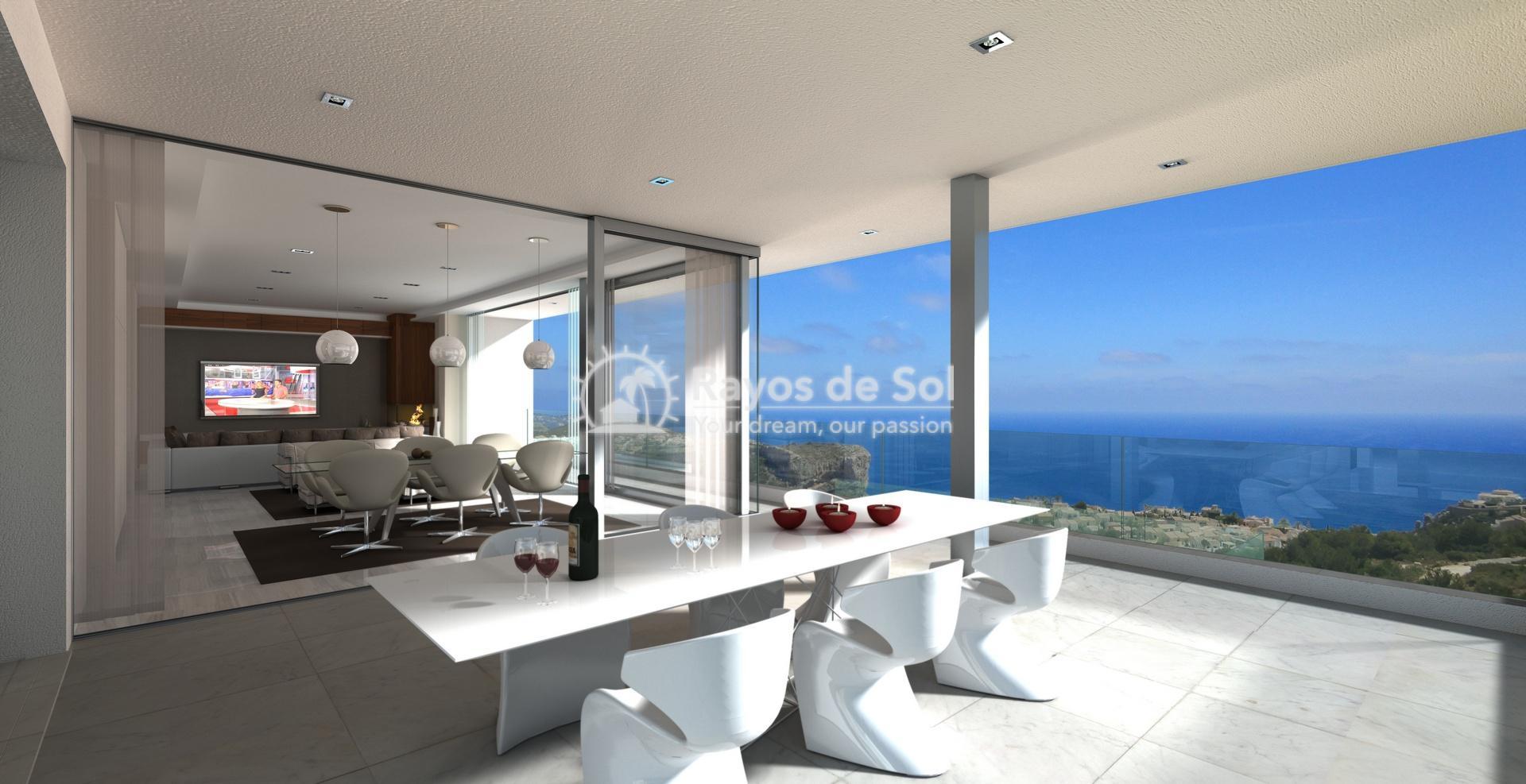 Villa in Cumbre del Sol, Benitachell, Costa Blanca (BEVALIIB) - 7