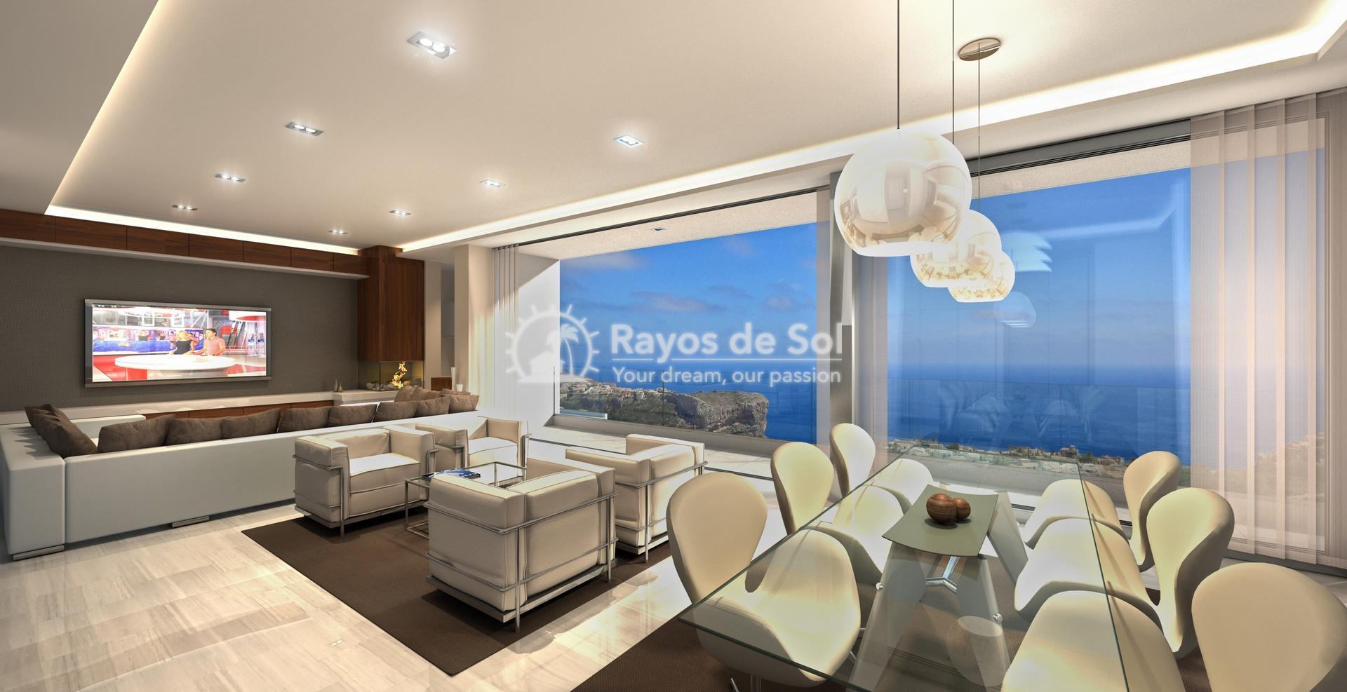 Villa in Cumbre del Sol, Benitachell, Costa Blanca (BEVALIIB) - 6