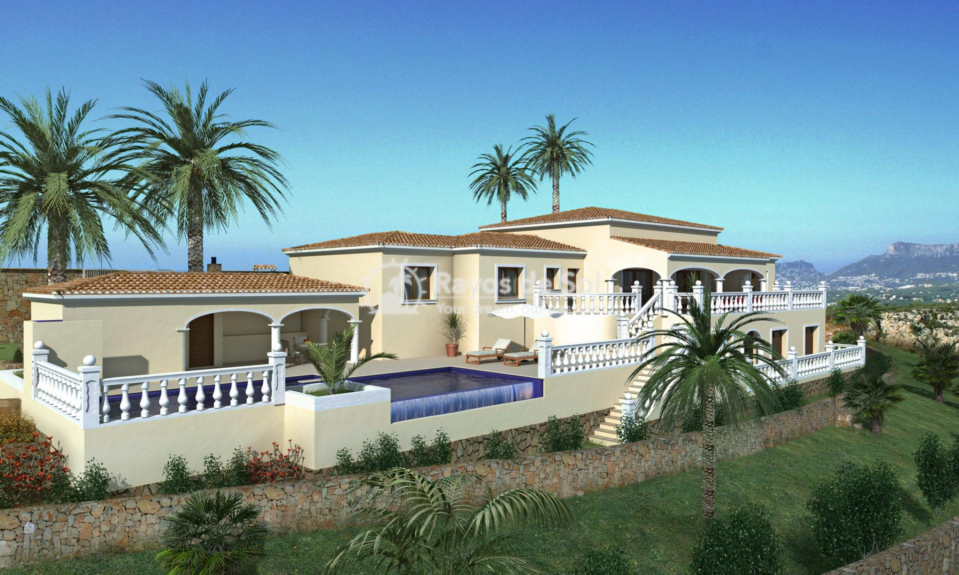 Villa in Cumbre del Sol, Benitachell, Costa Blanca (BEVALIVDA) - 1