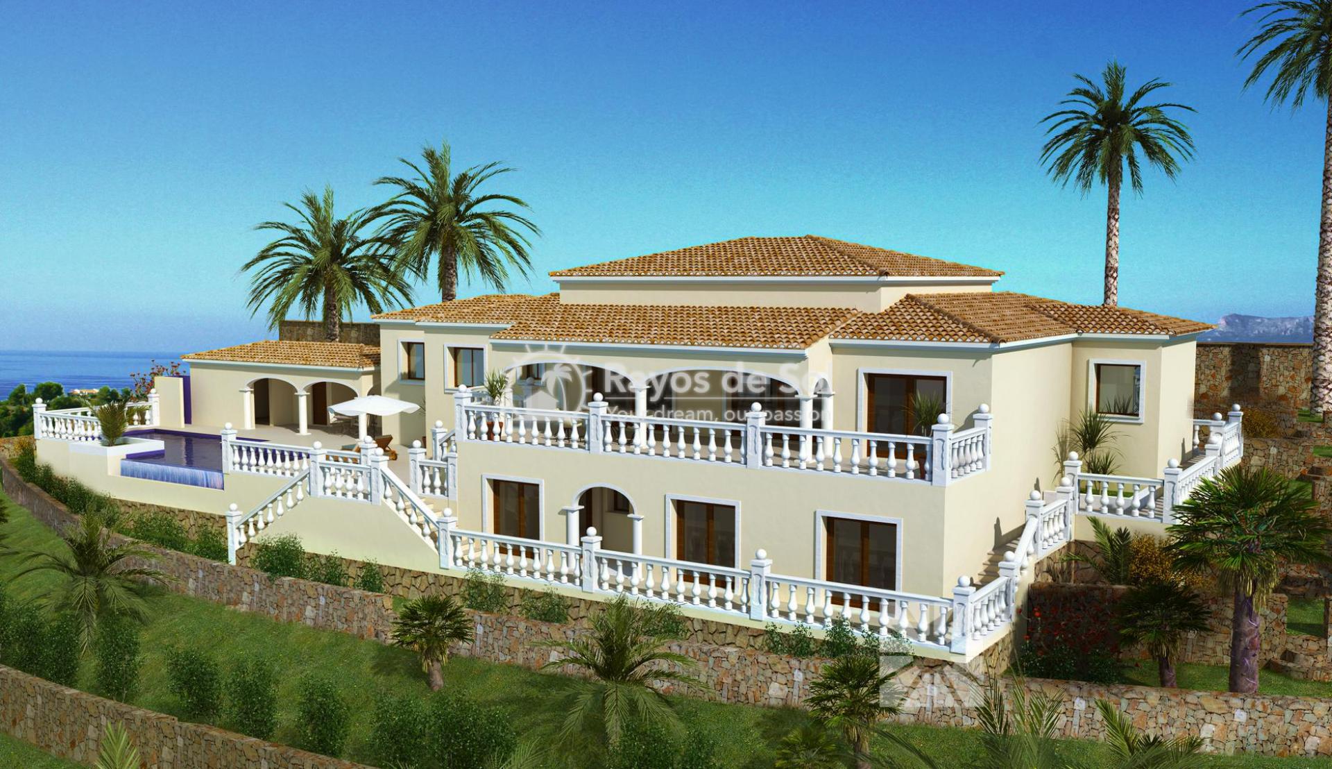 Villa in Cumbre del Sol, Benitachell, Costa Blanca (BEVALIVDA) - 2