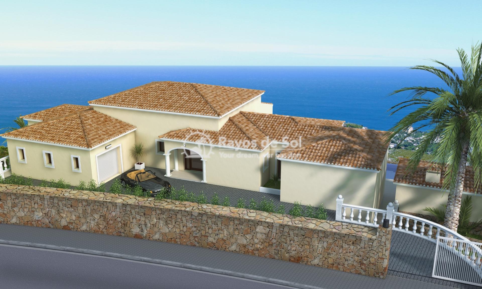 Villa in Cumbre del Sol, Benitachell, Costa Blanca (BEVALIVDA) - 4