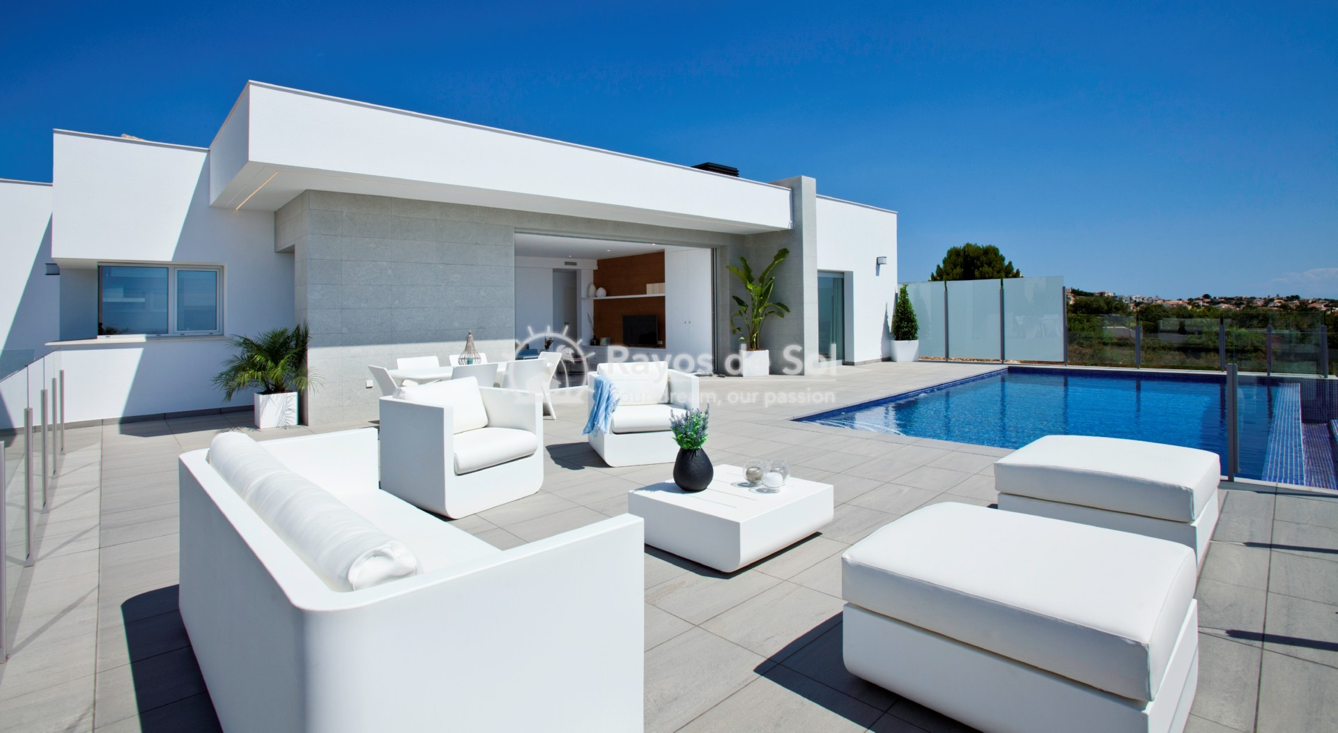 Villa in Cumbre del Sol, Benitachell, Costa Blanca (BEVALIDMI) - 2