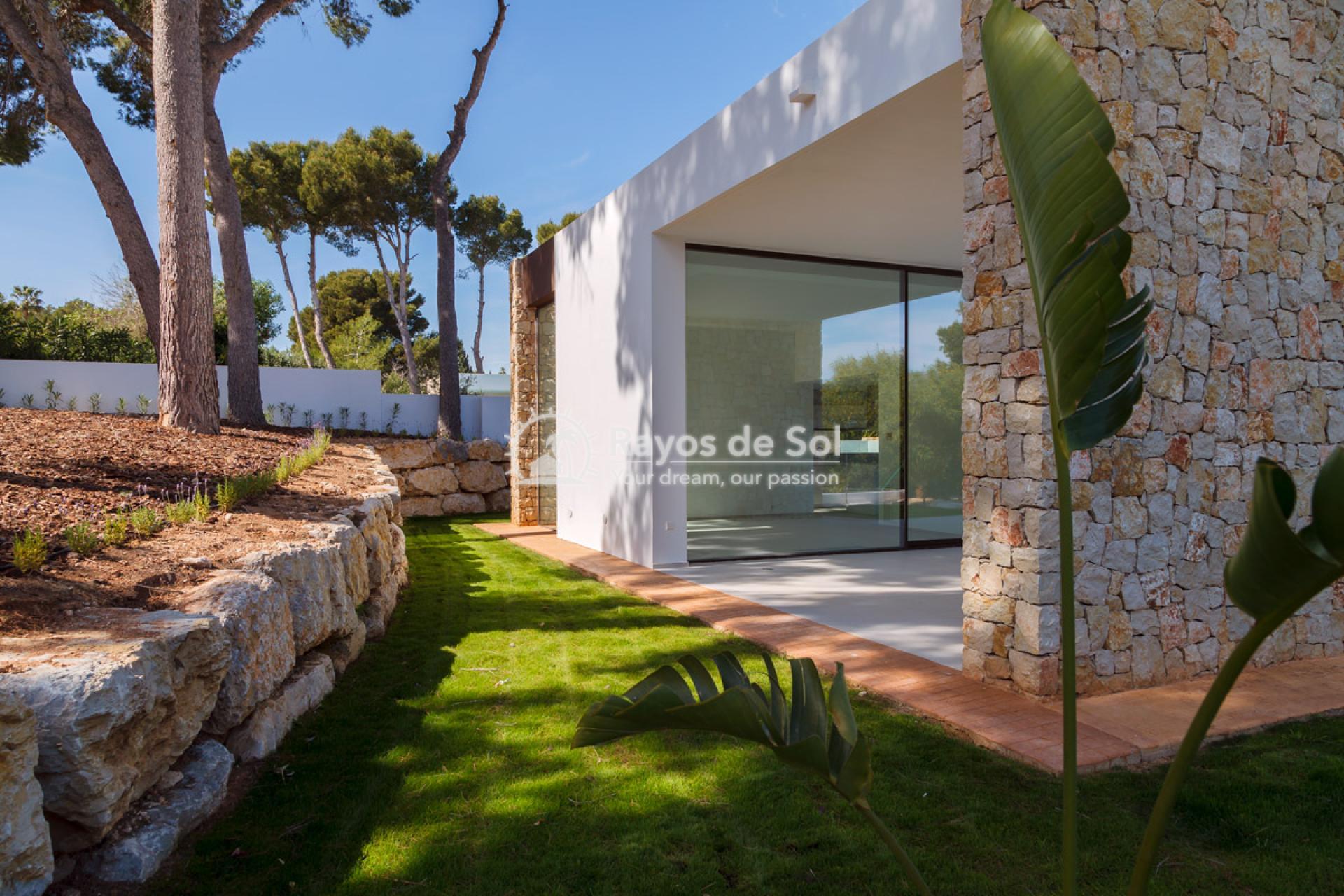 Villa  in Moraira, Costa Blanca (MONUBE) - 2