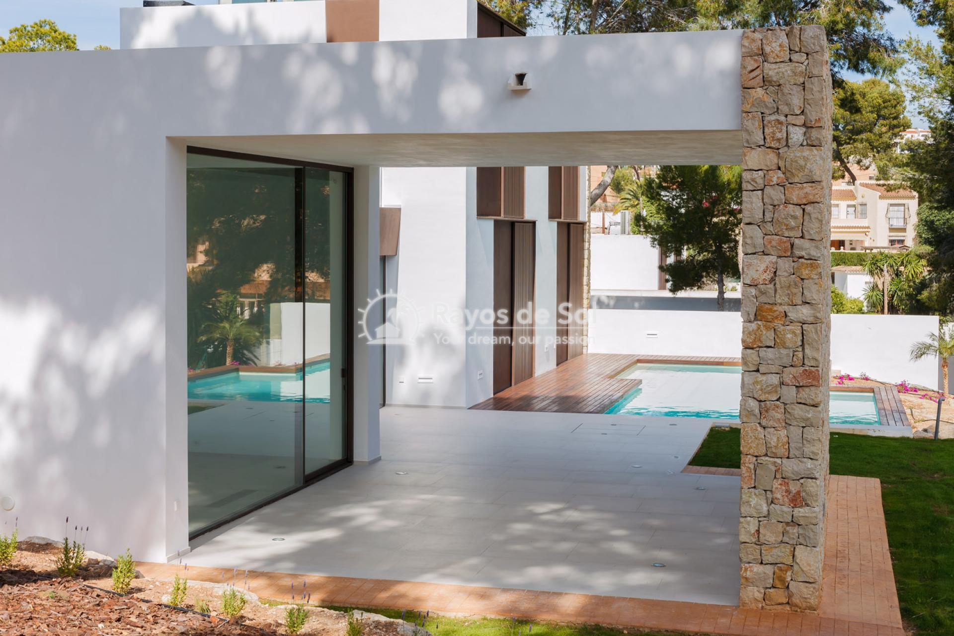 Villa  in Moraira, Costa Blanca (MONUBE) - 20