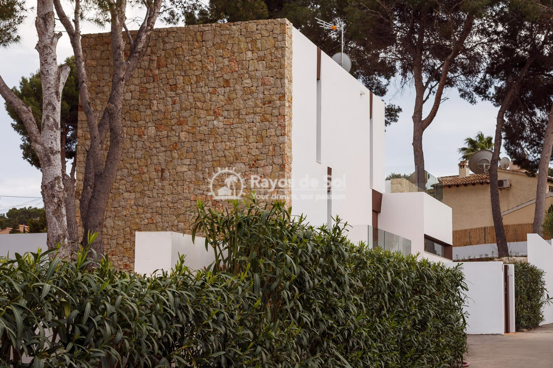 Villa  in Moraira, Costa Blanca (MONUBE) - 15