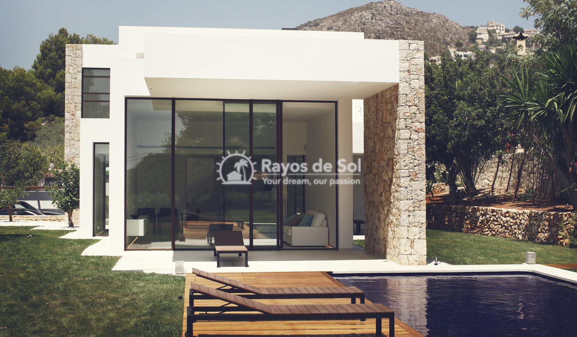Villa  in El Portet, Moraira, Costa Blanca (MONUEP) - 2