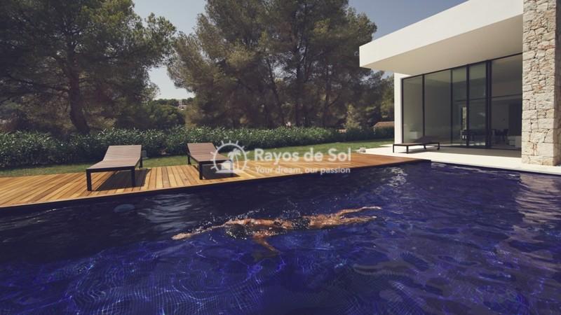Villa  in El Portet, Moraira, Costa Blanca (MONUEP) - 9