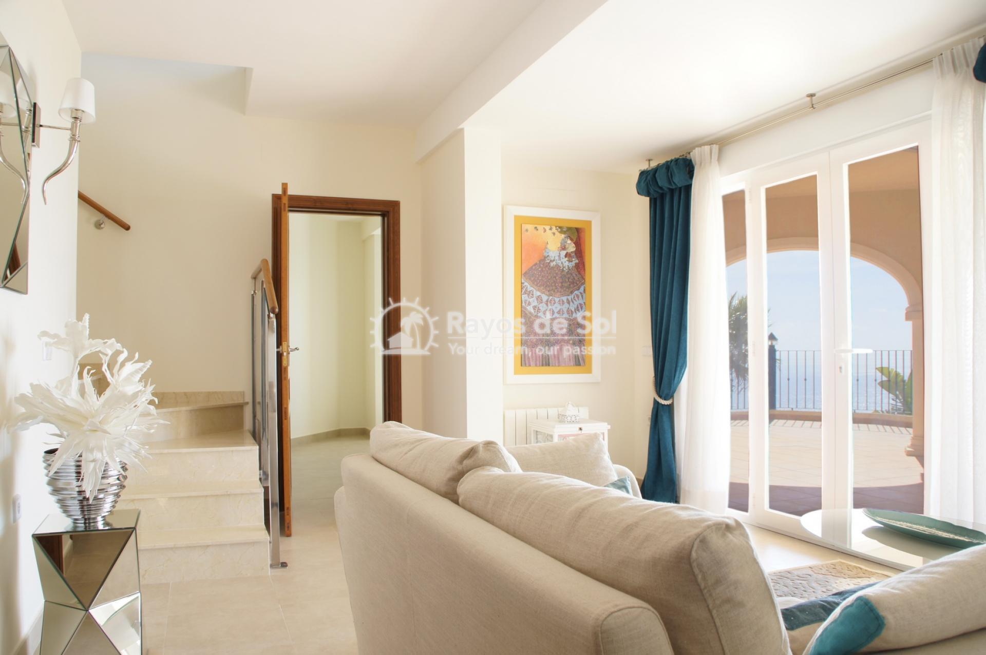 Villa in Cumbre del Sol, Benitachell, Costa Blanca (BEVALITES) - 4