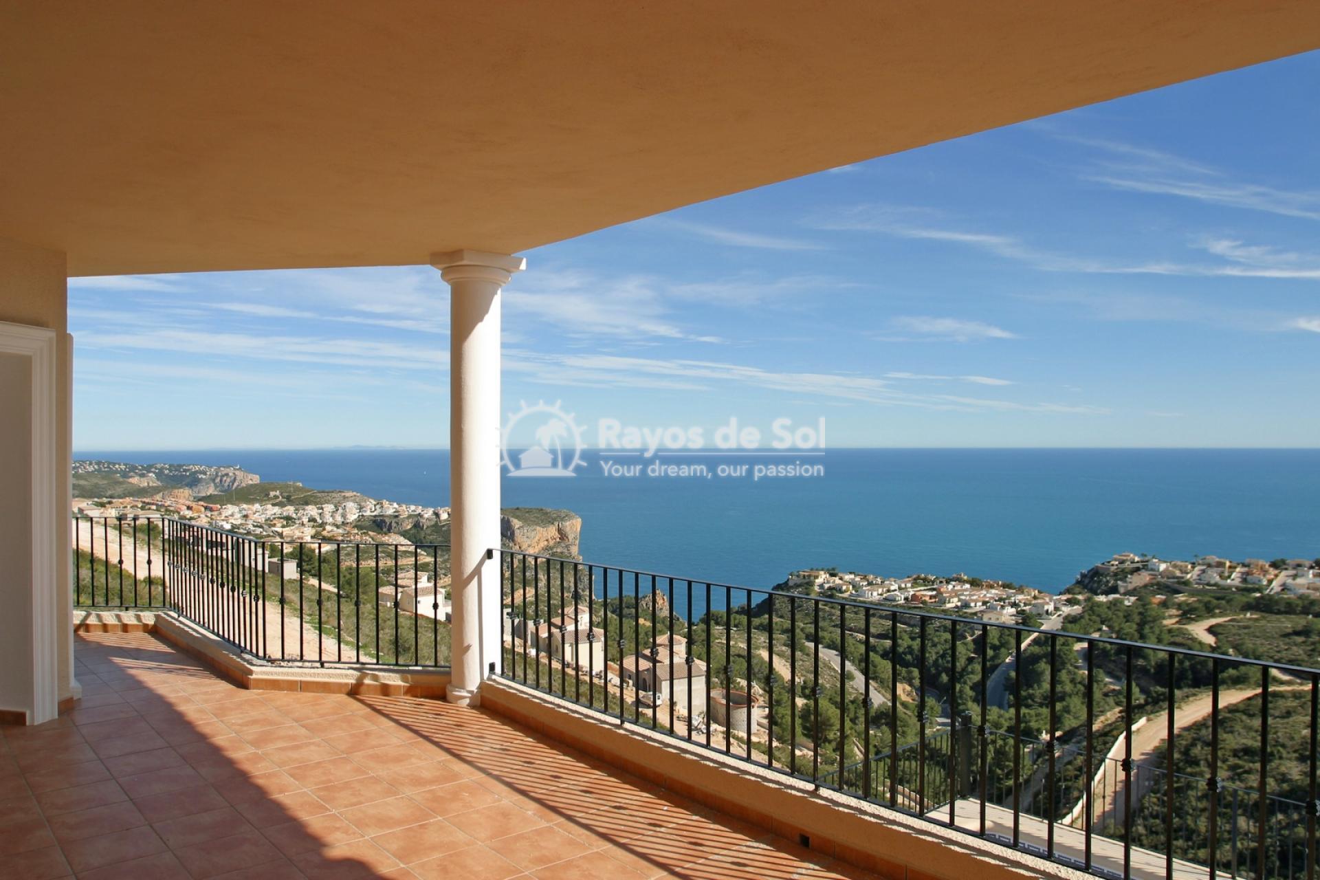 Villa in Cumbre del Sol, Benitachell, Costa Blanca (BEVALITES) - 2