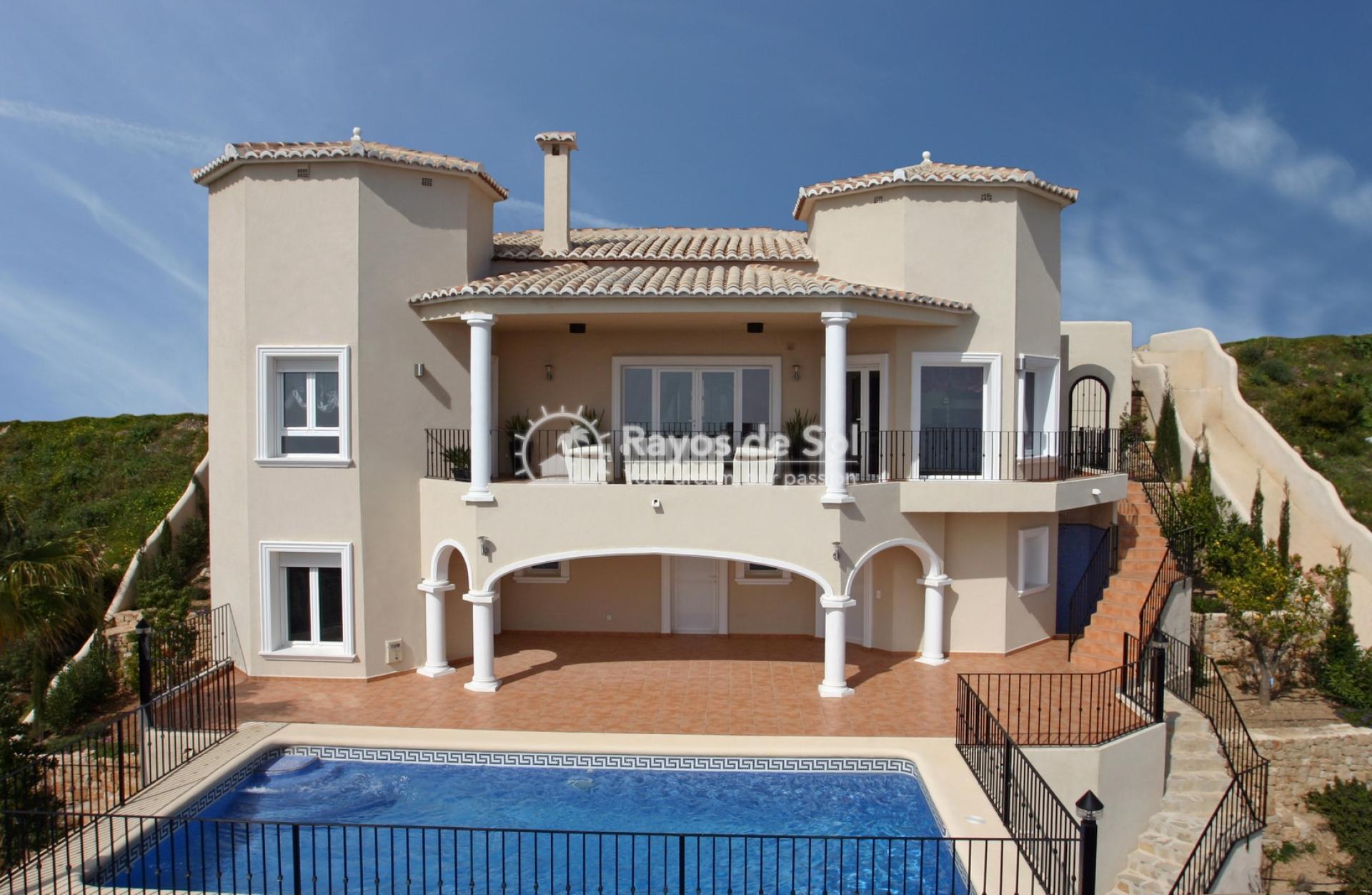 Villa in Cumbre del Sol, Benitachell, Costa Blanca (BEVALITES) - 1