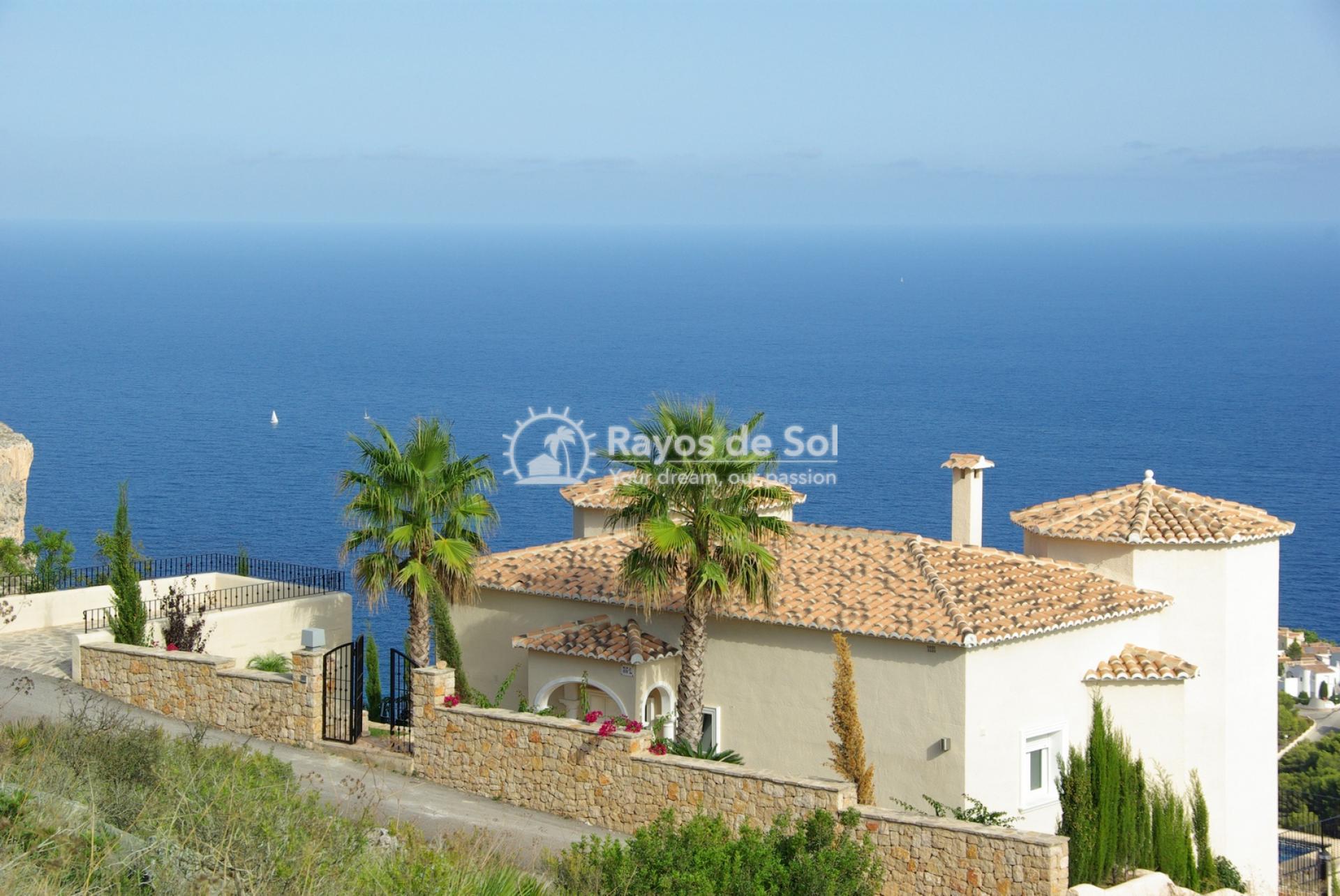 Villa in Cumbre del Sol, Benitachell, Costa Blanca (BEVALITES) - 28
