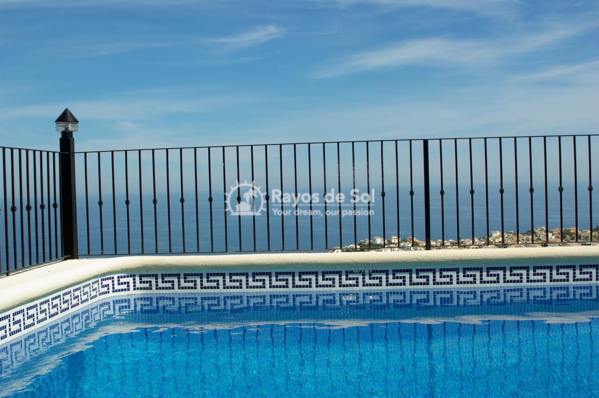 Villa in Cumbre del Sol, Benitachell, Costa Blanca (BEVALITES) - 27