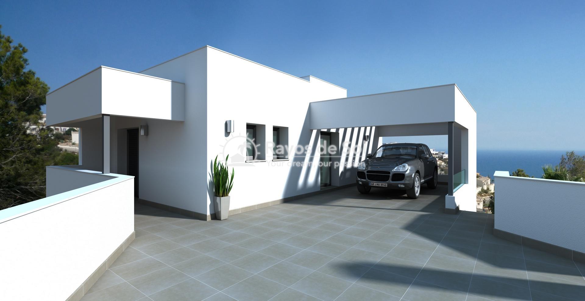 Villa in Cumbre del Sol, Benitachell, Costa Blanca (BEVAMFLLAU) - 7