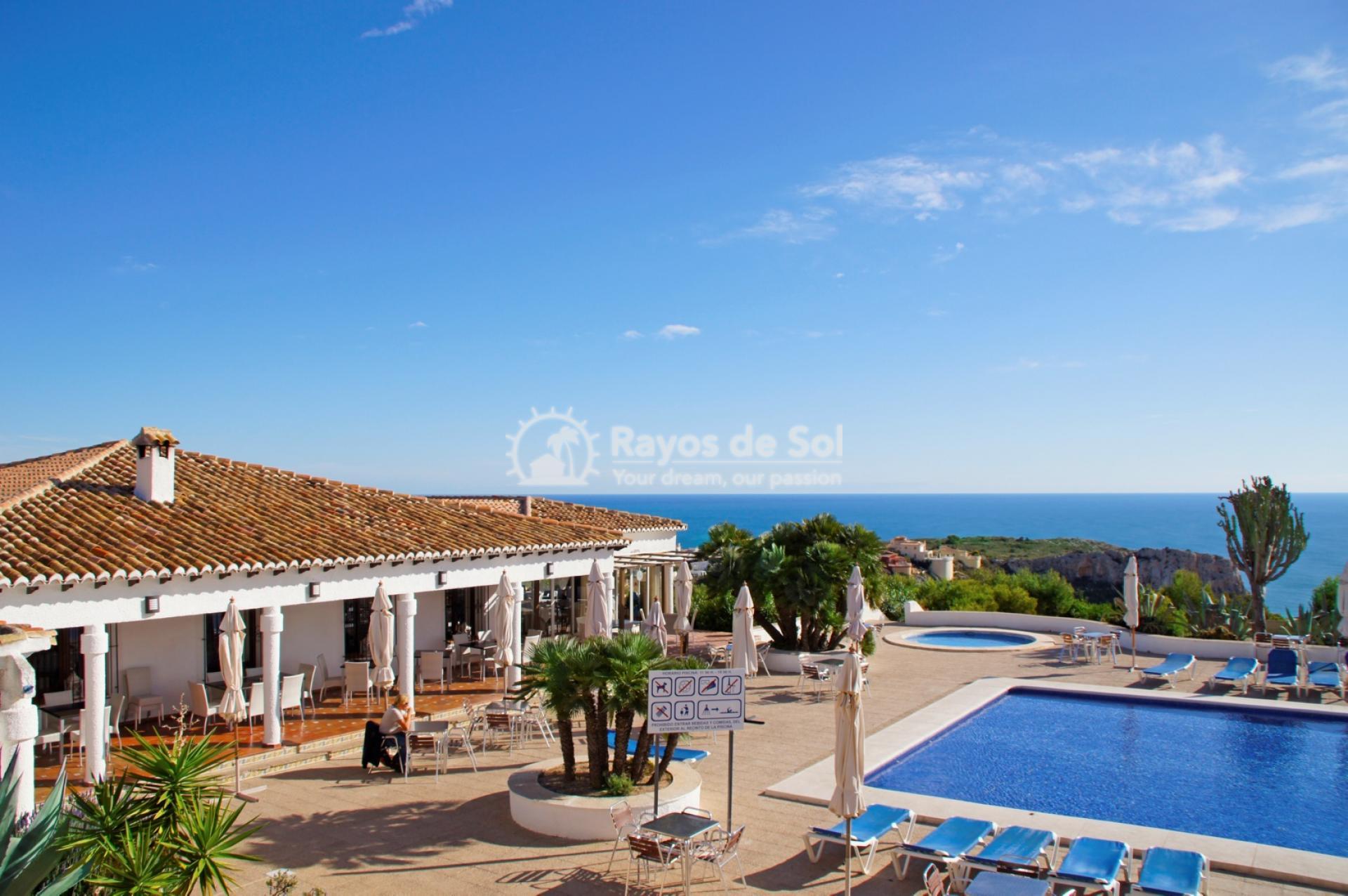Villa in Cumbre del Sol, Benitachell, Costa Blanca (BEVAMFLLAU) - 20